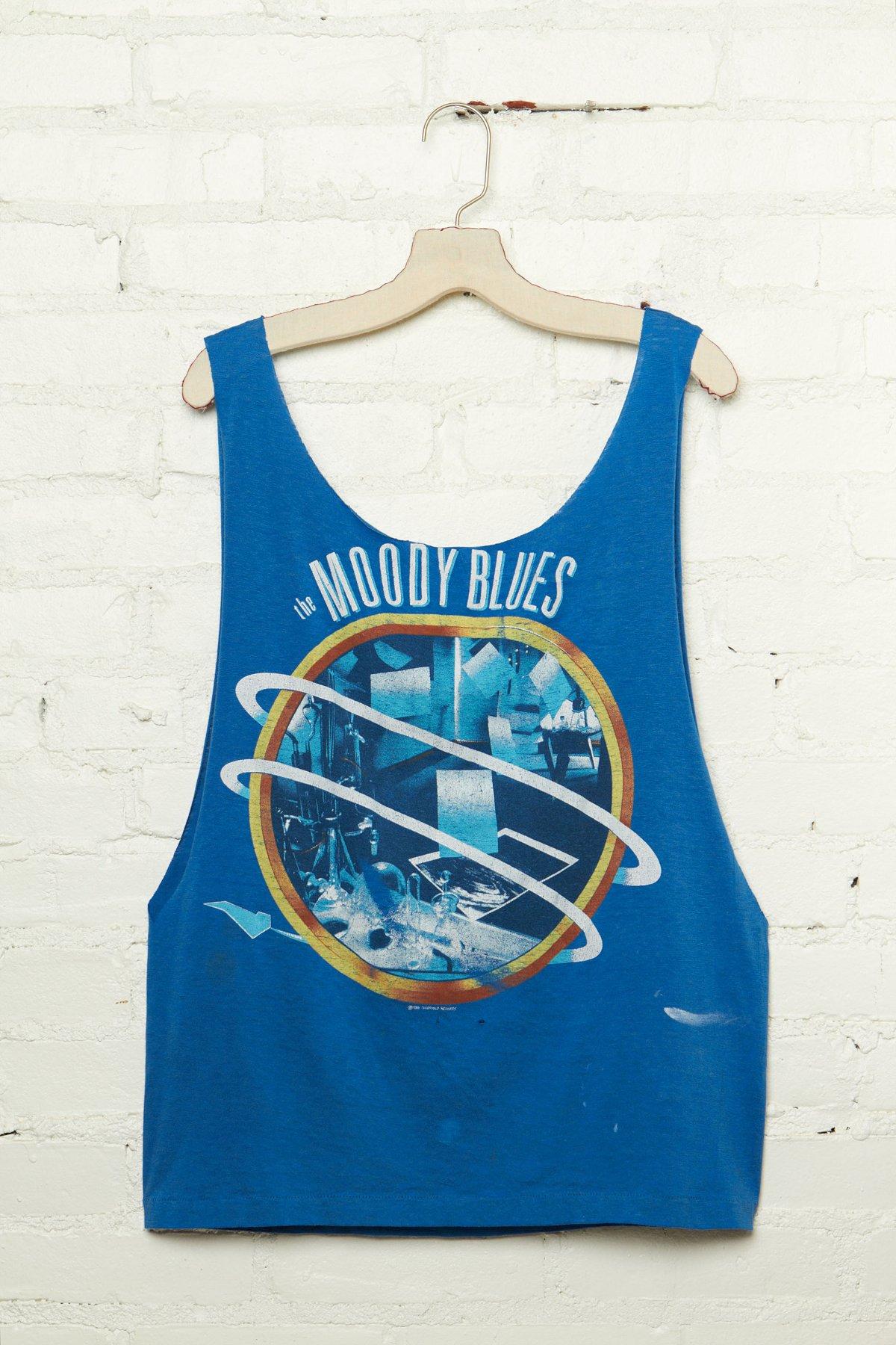Vintage The Moody Blues Tee