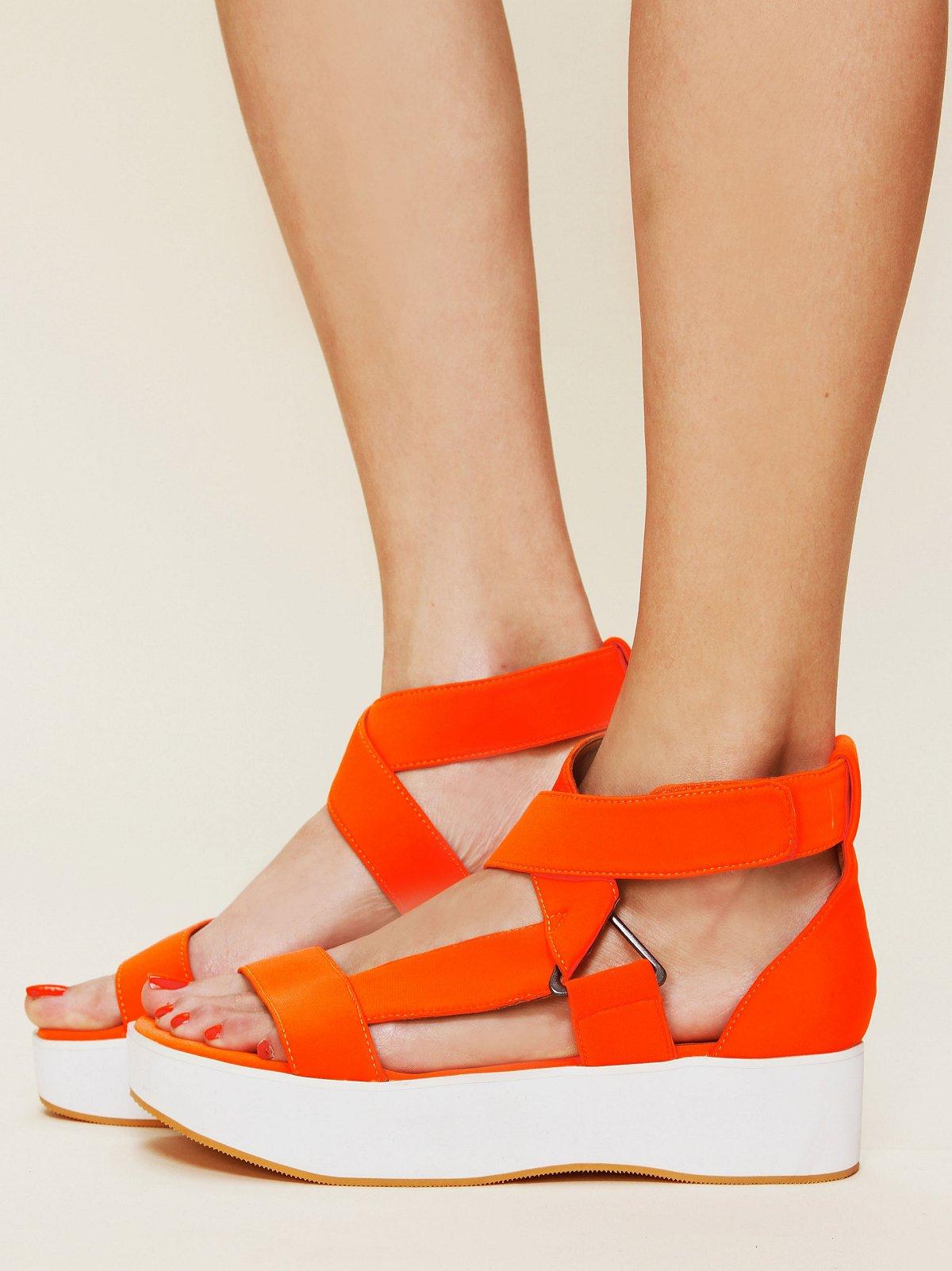 Brinkley Platform Sandal