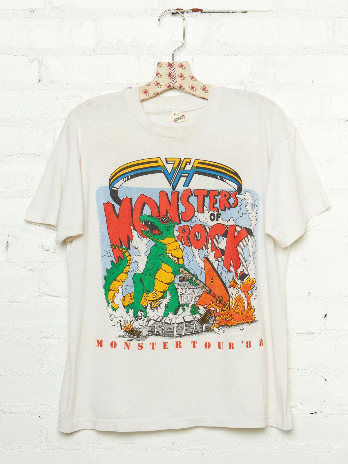 Vintage Monster of Rock Tour Tee