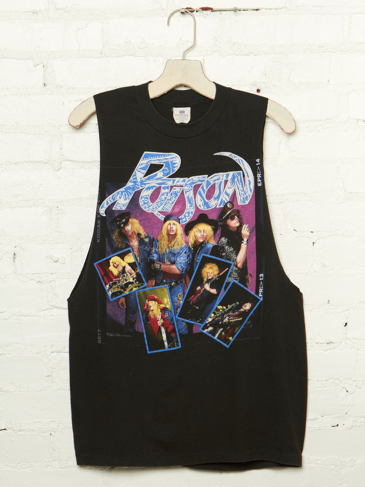 Vintage Poison 1988 Graphic Tank