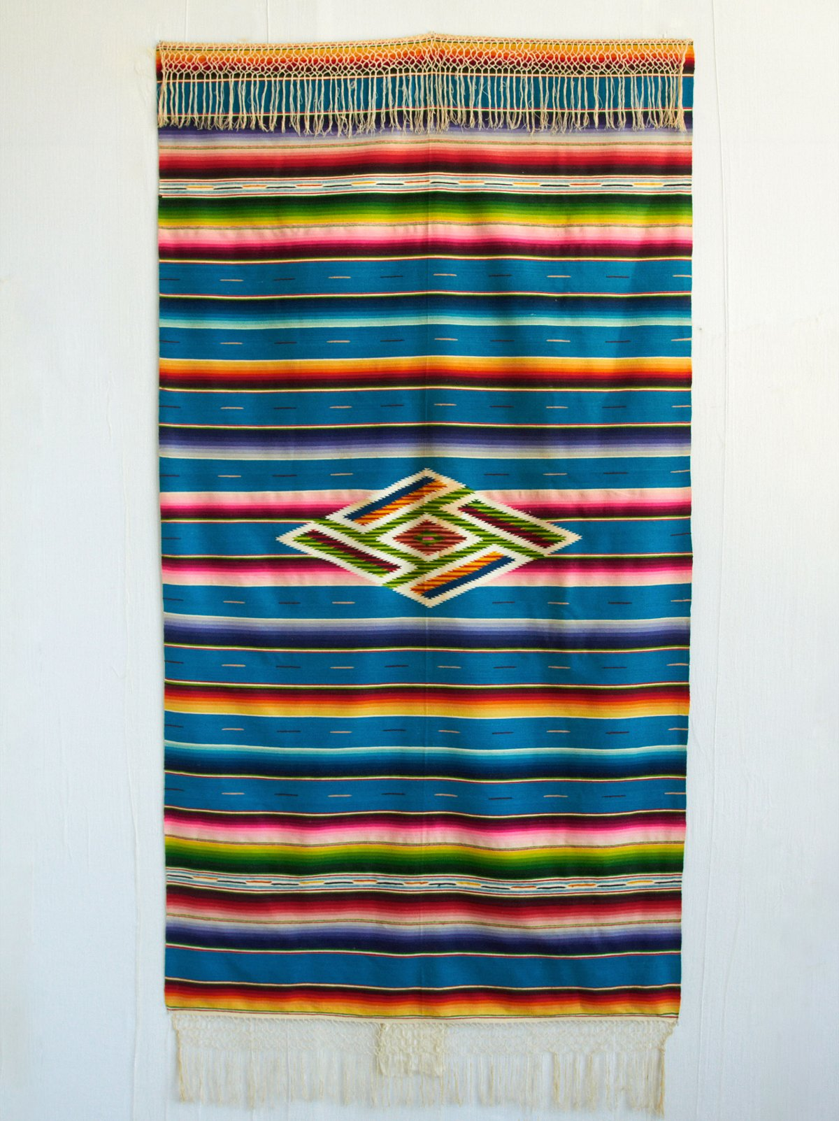 Vintage Southwestern Pattern Rug