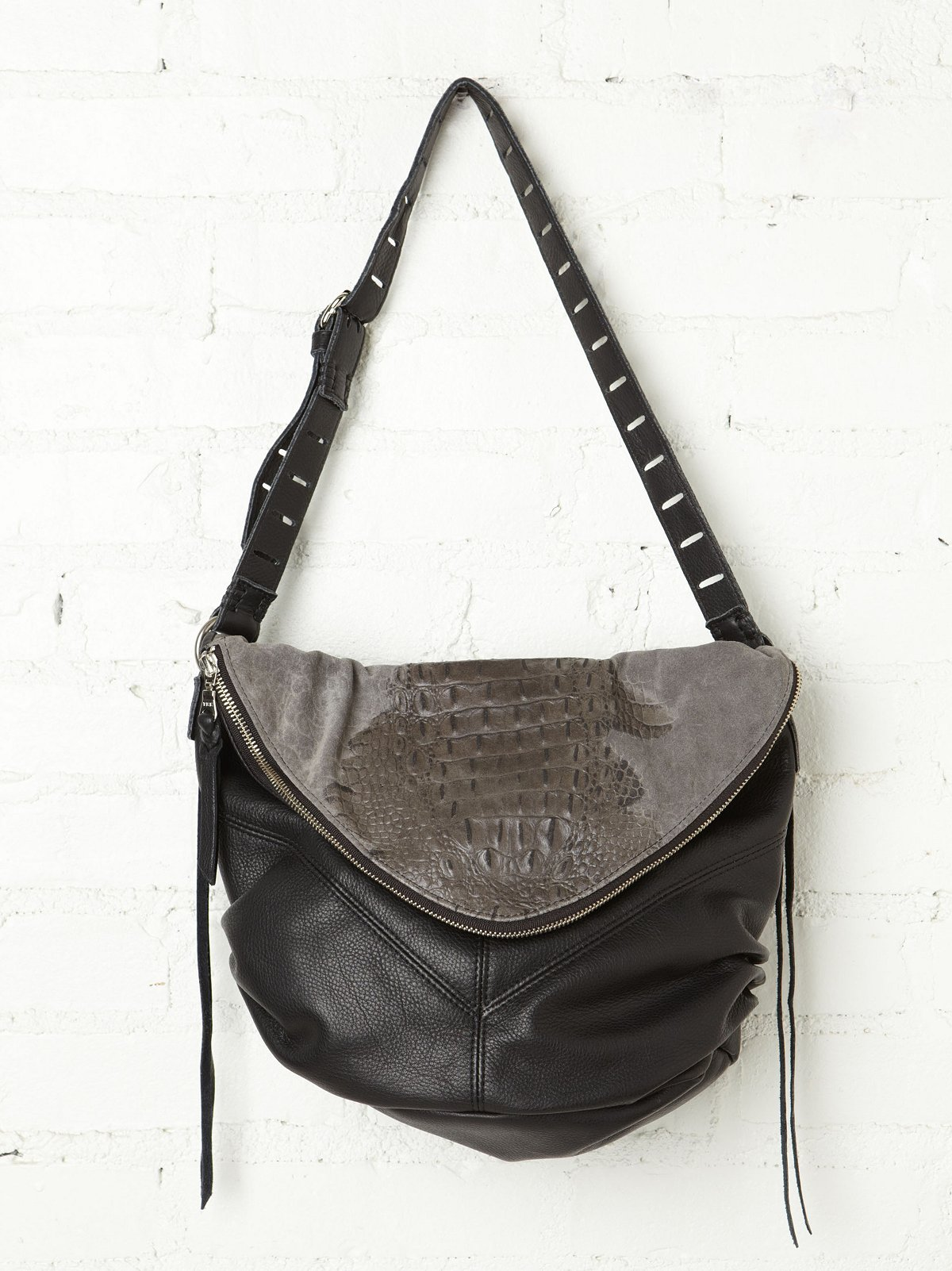 Browning Embossed Bag