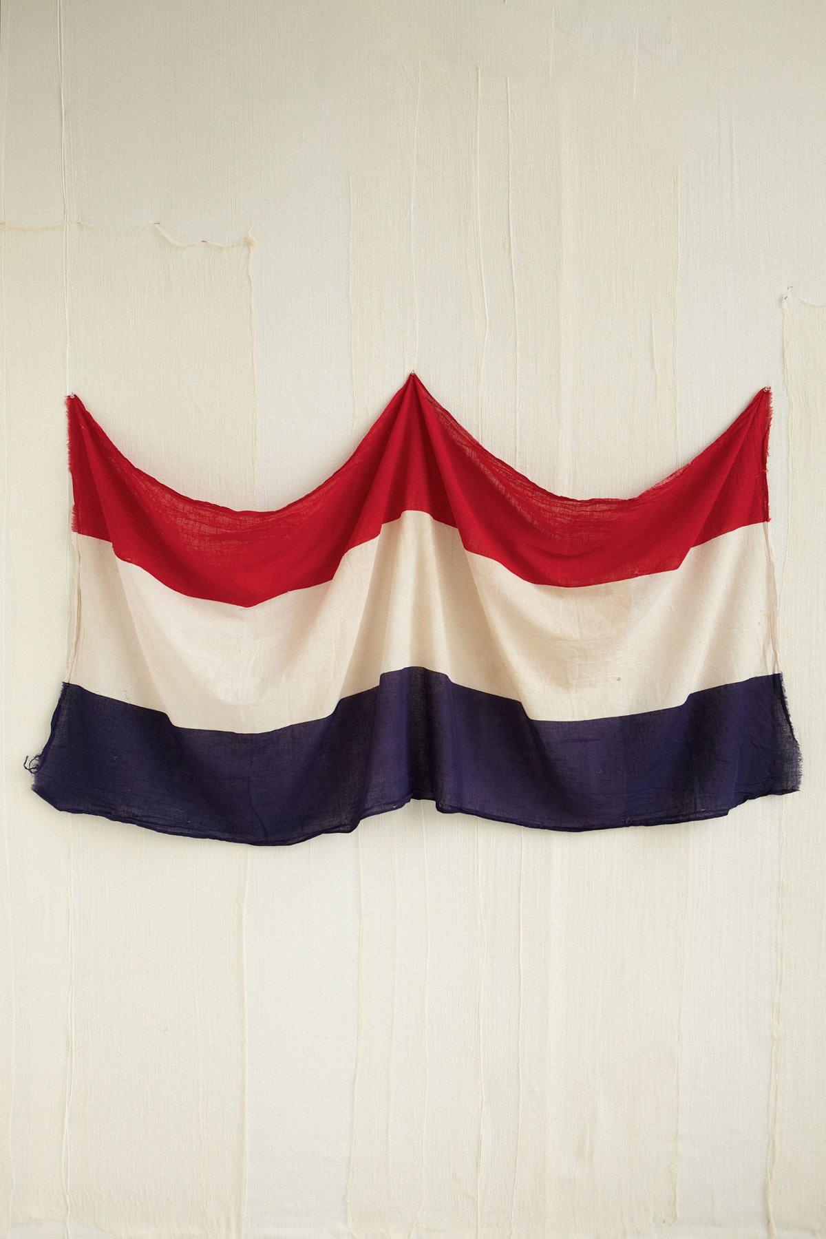 Vintage Netherlands Flag