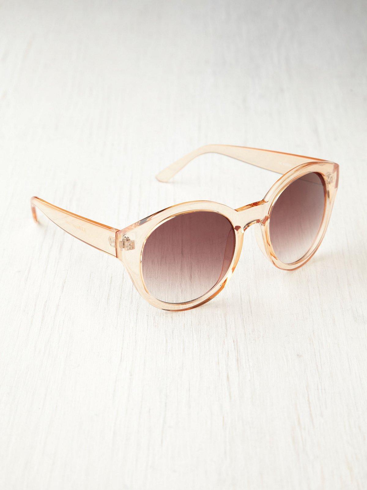 Marlo Round Sunglasses