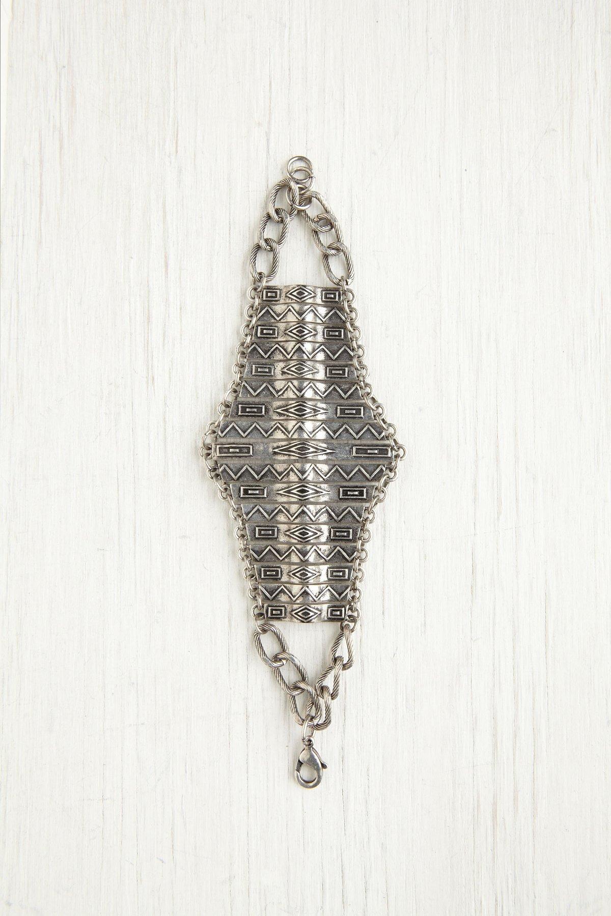 Metal Armadillo Bracelet