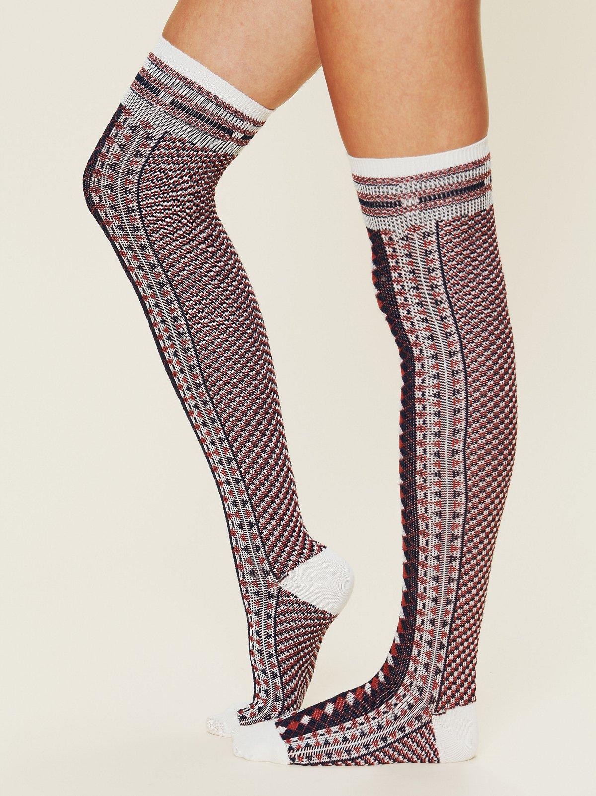 Boyfriend Tall Sock