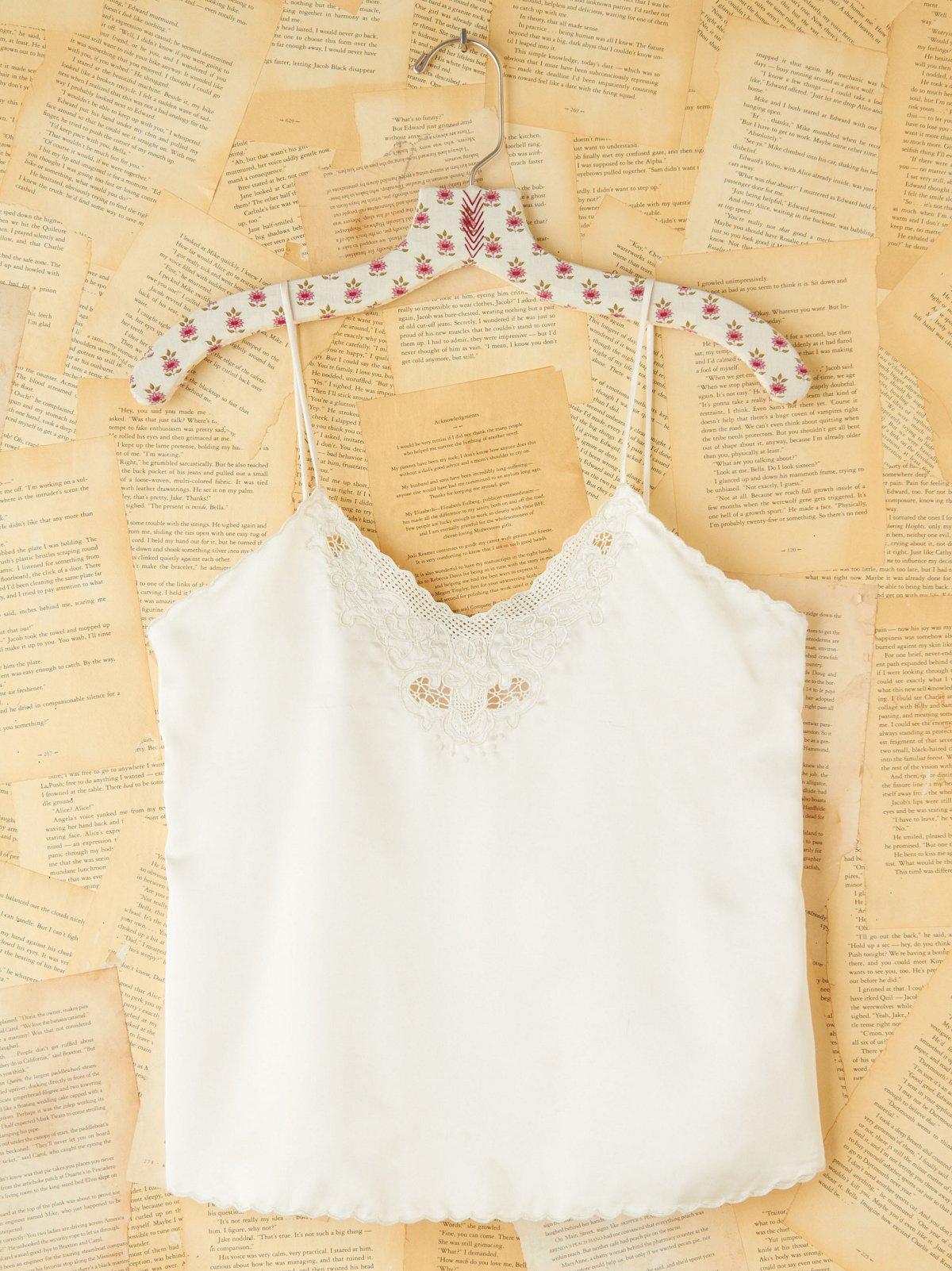 Vintage Silk Cami