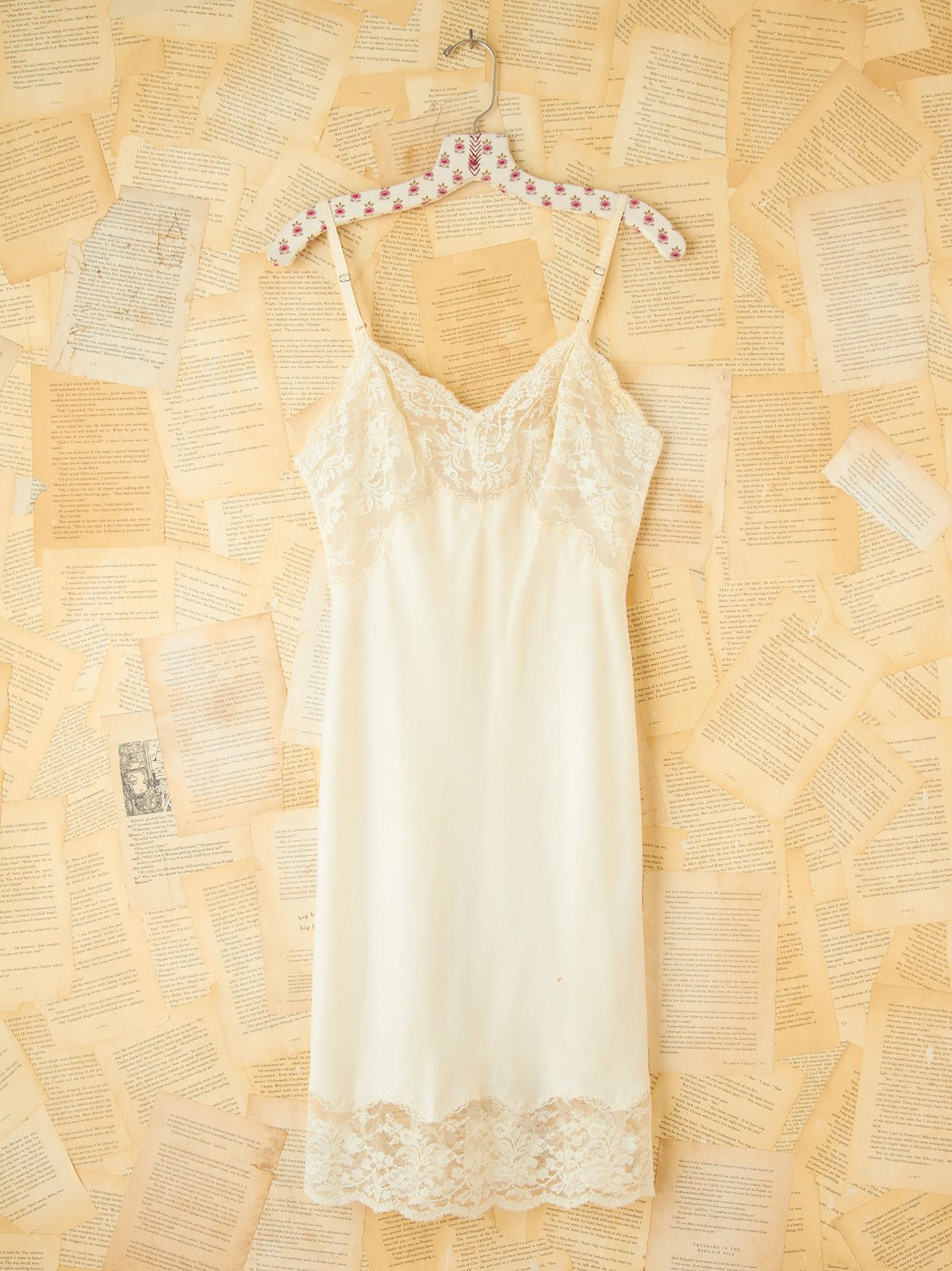 Vintage Lacey Slip Dress