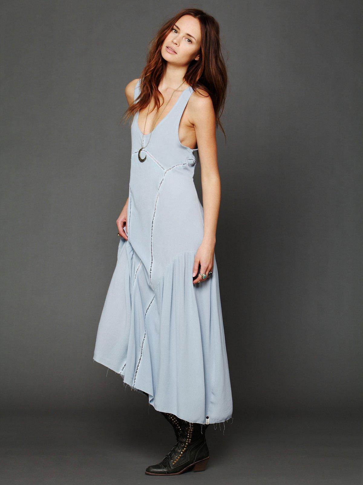 Dirty Cash Maxi Dress