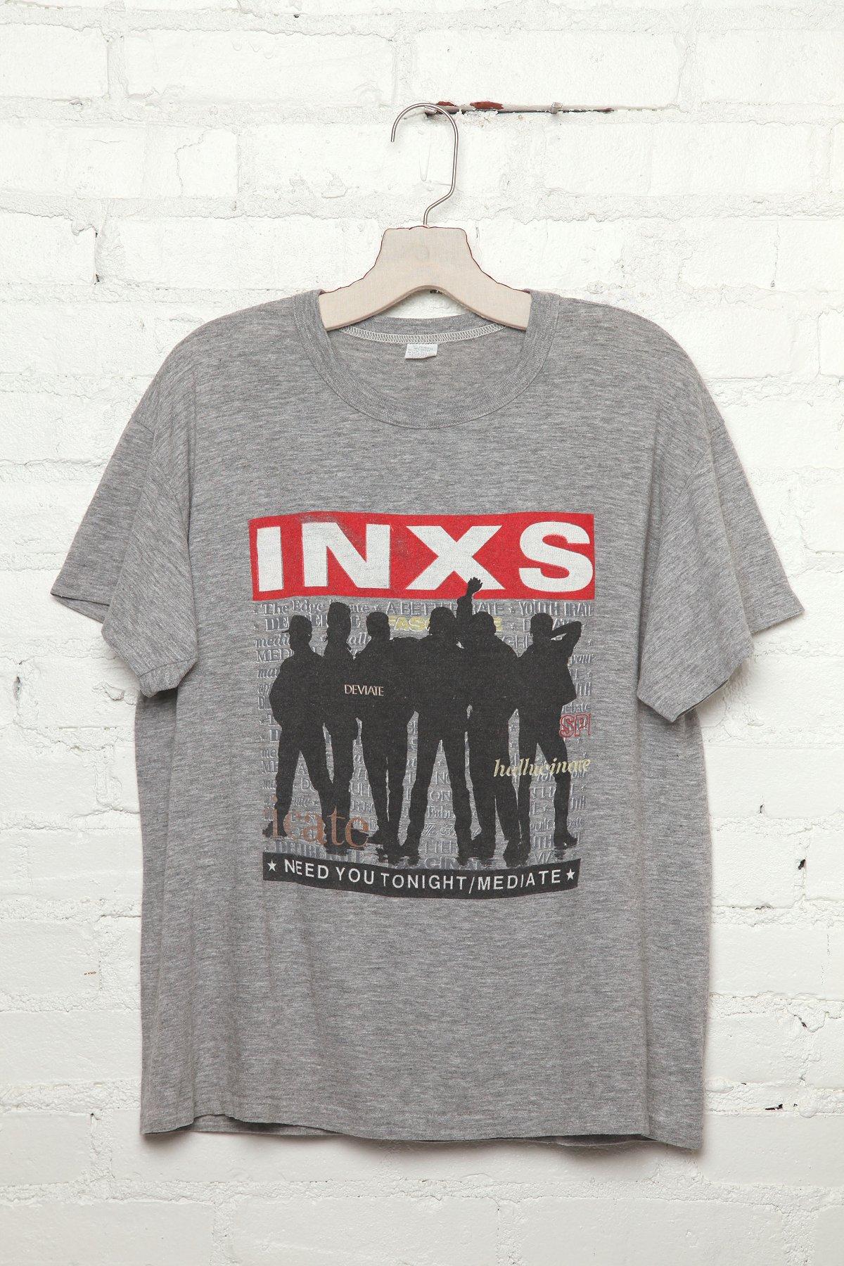 Vintage INXS Tee