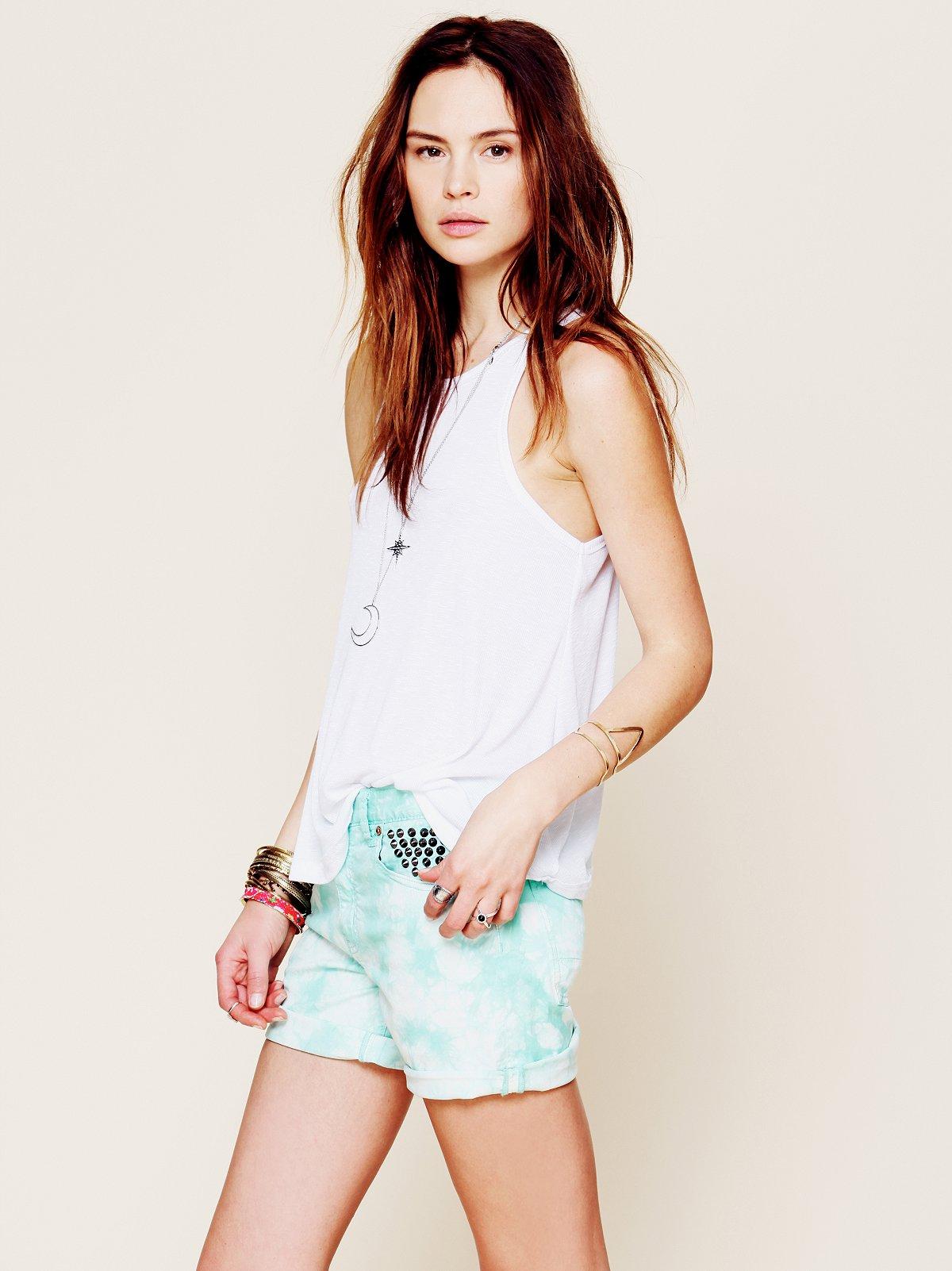 Marie Tie Dye Short
