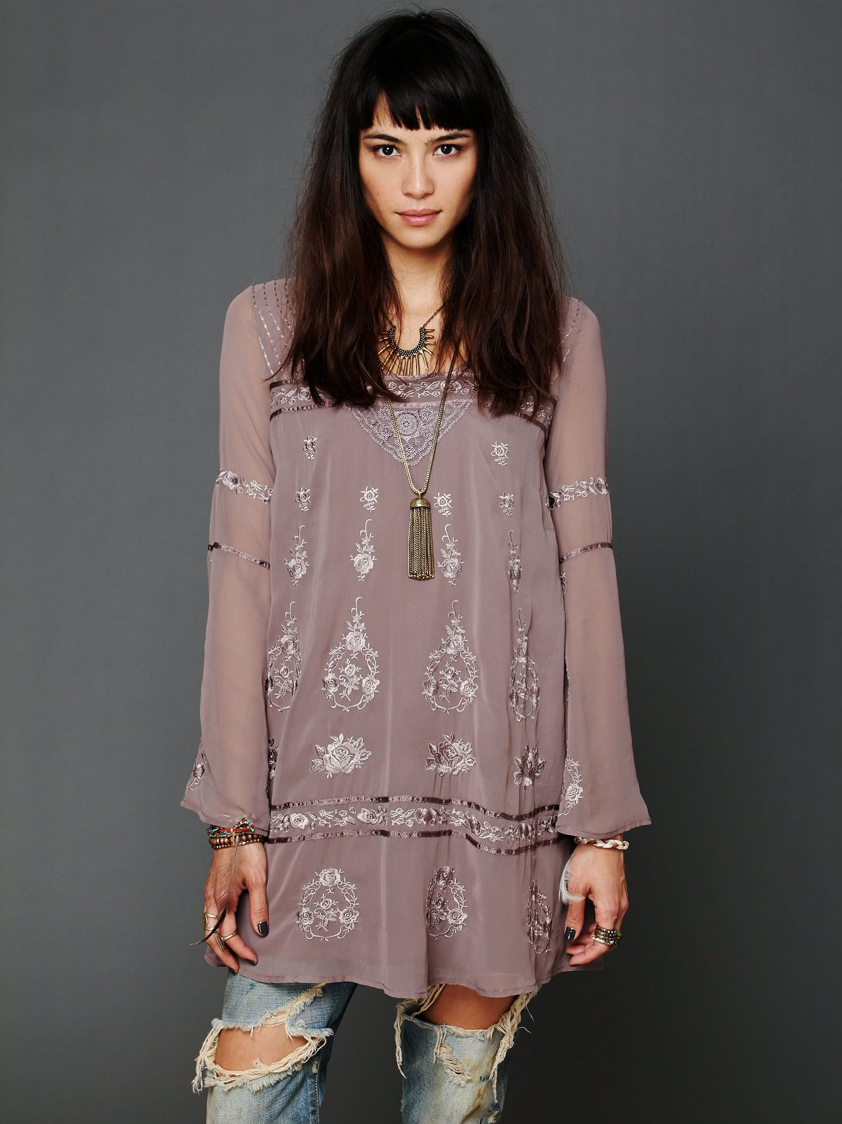 Untold Secrets Dress