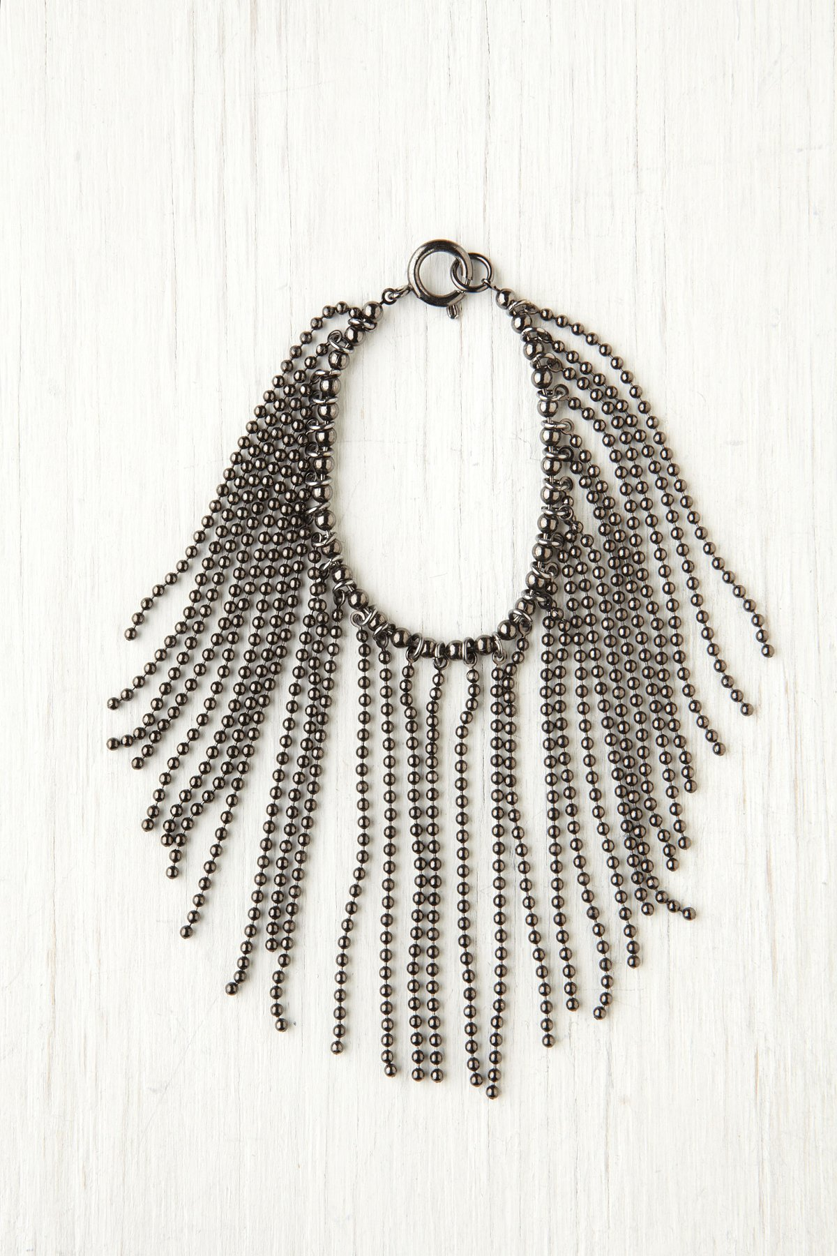 Ball Chain Curtain Bracelet