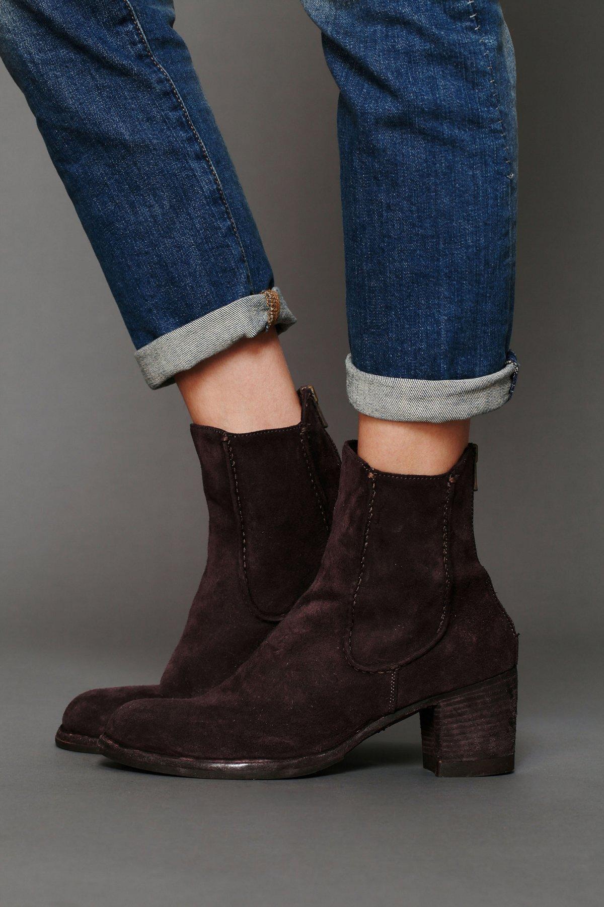Caroline Ankle Boot