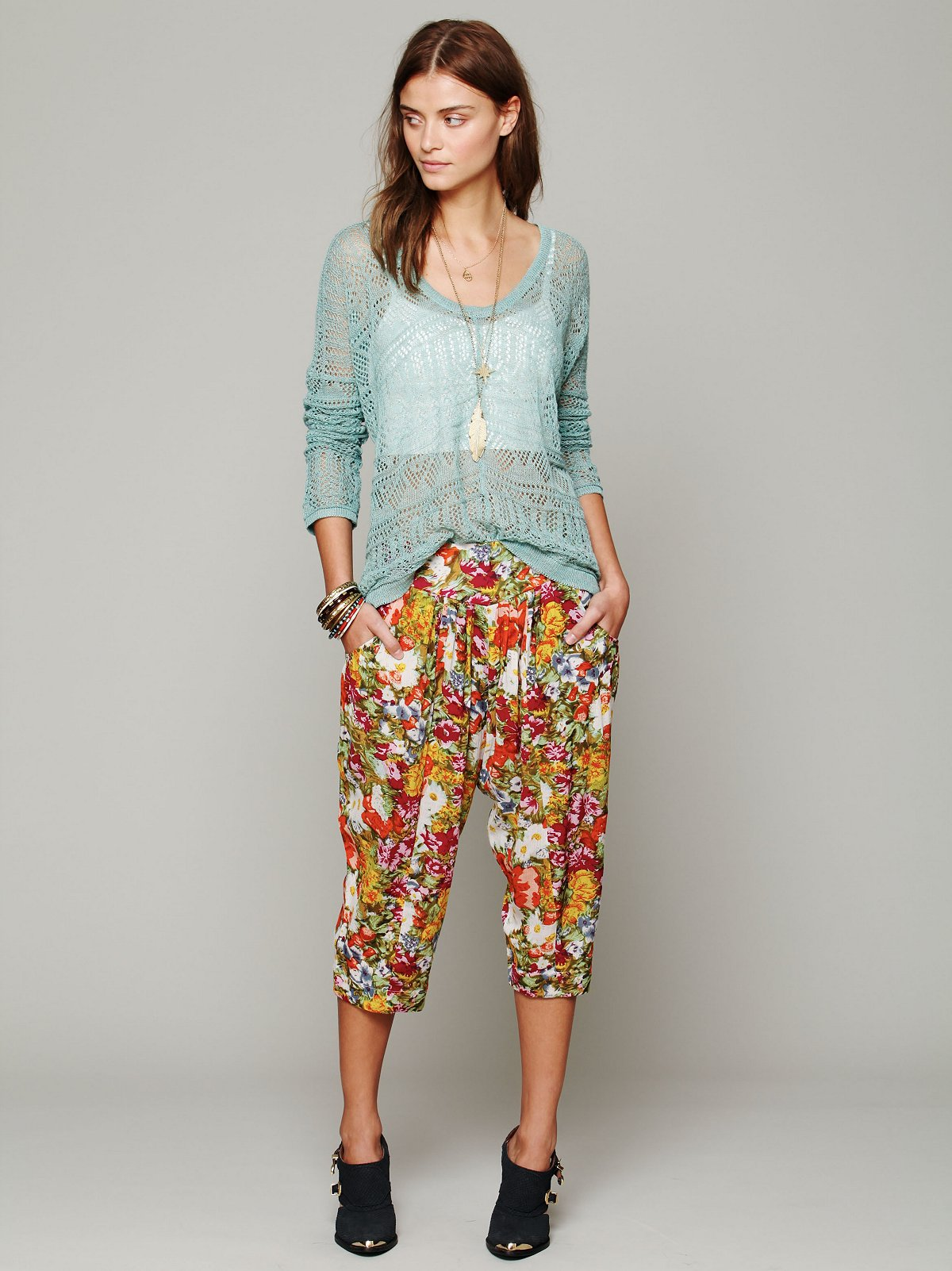 FP ONE Floral Paradise Pant