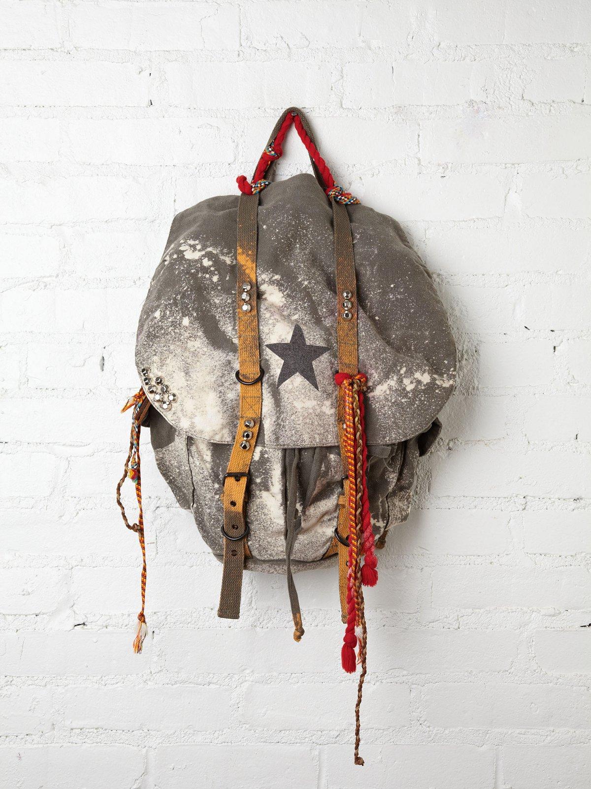 Josie装饰背包