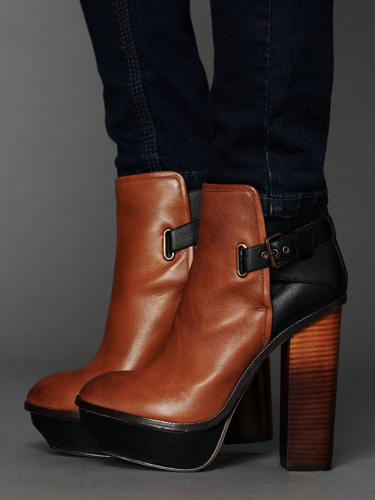 Jordana Platform Heel