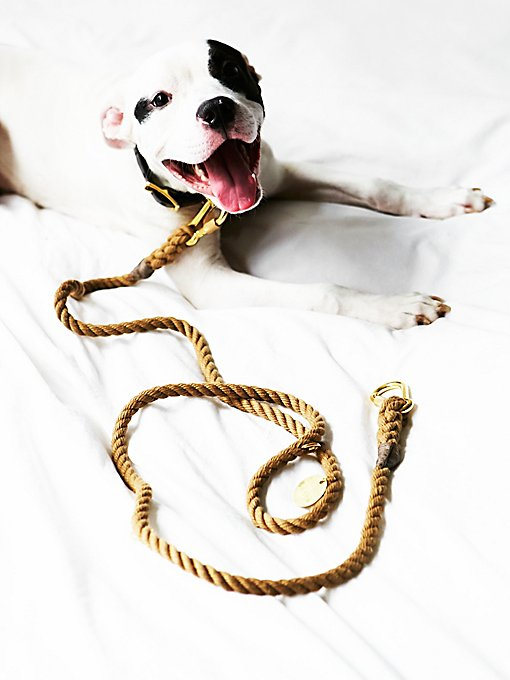 Product Image: Natural Rope Leash