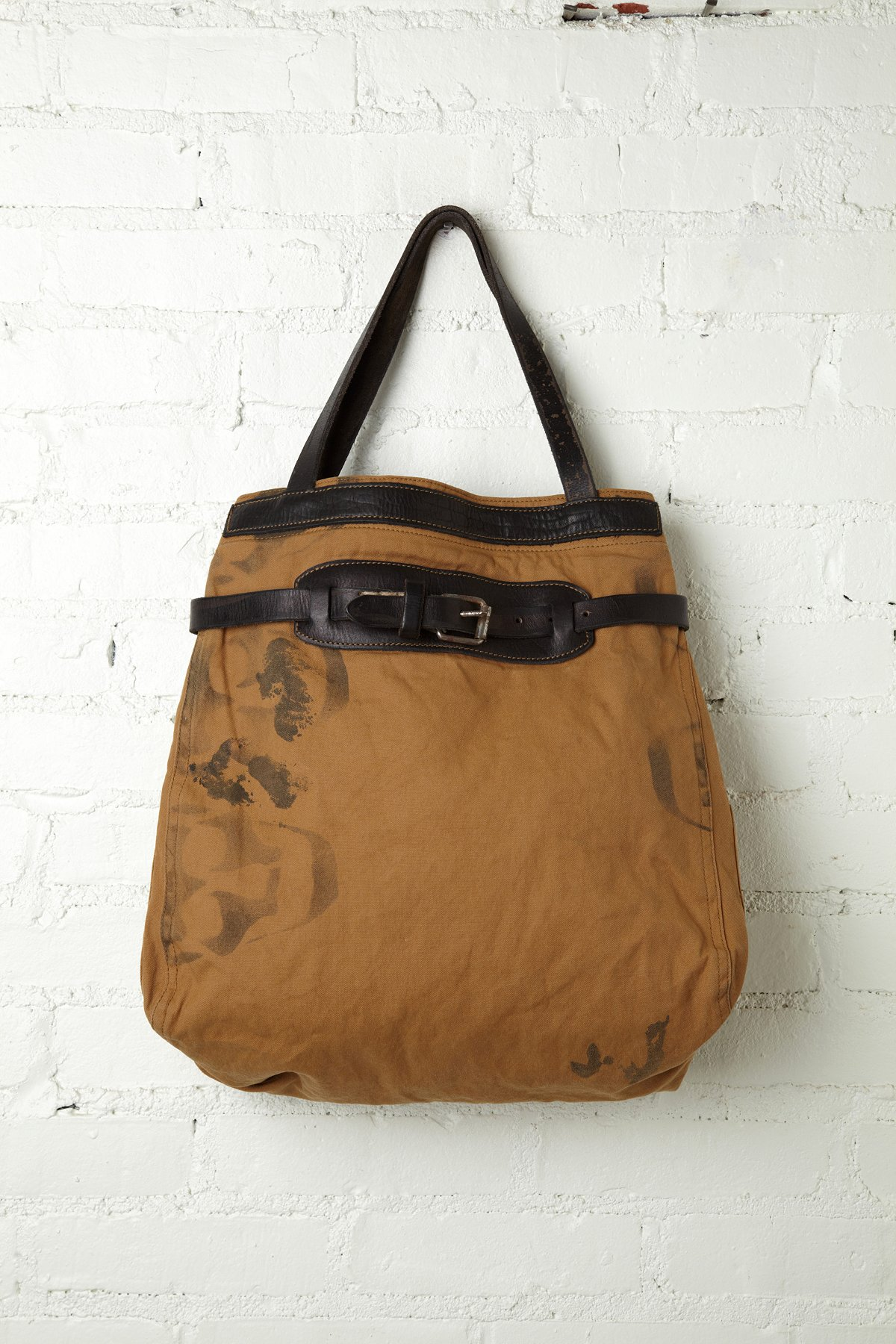 Bradey Washed Tote