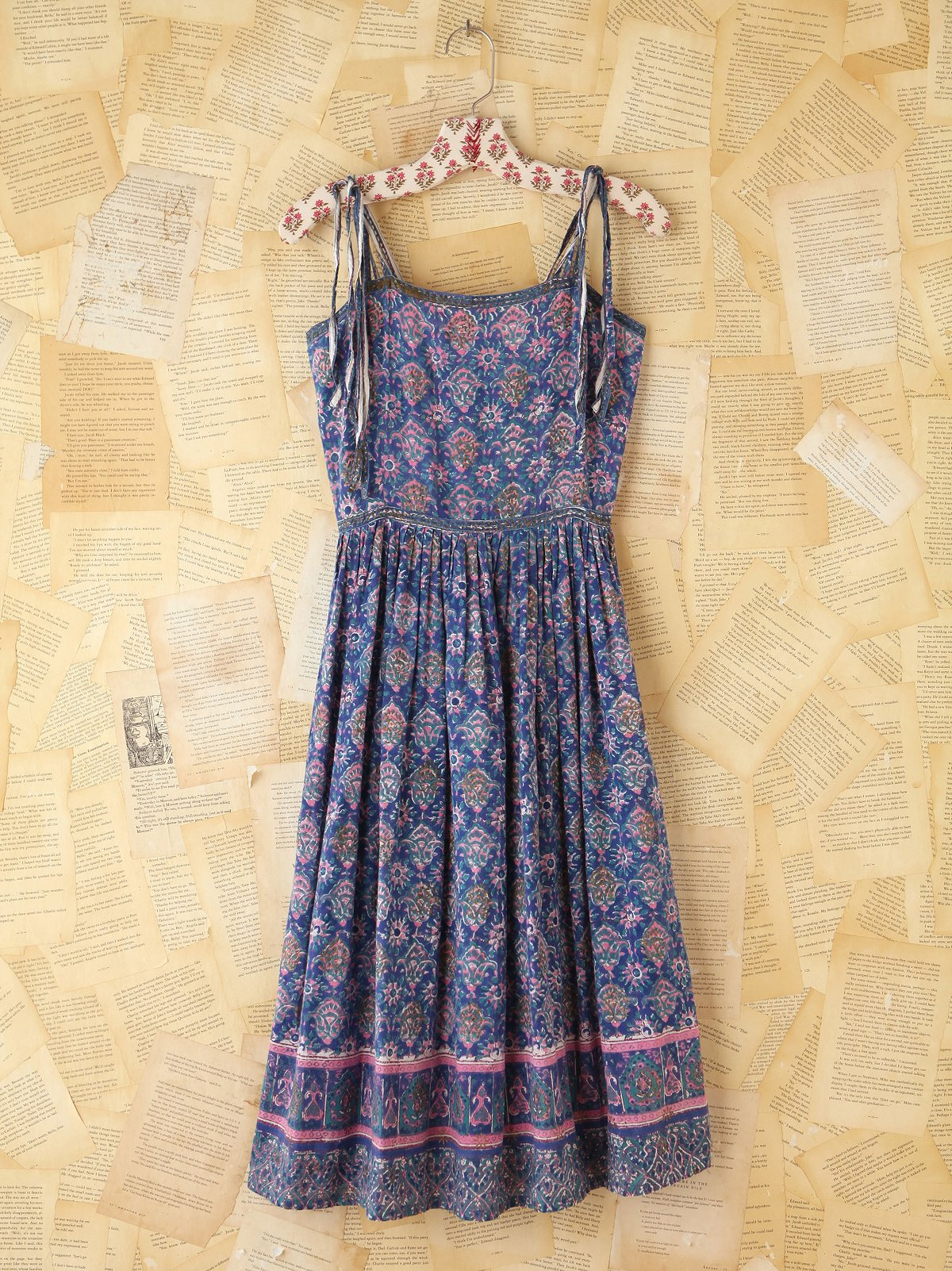 Vintage Multicolor Sundress