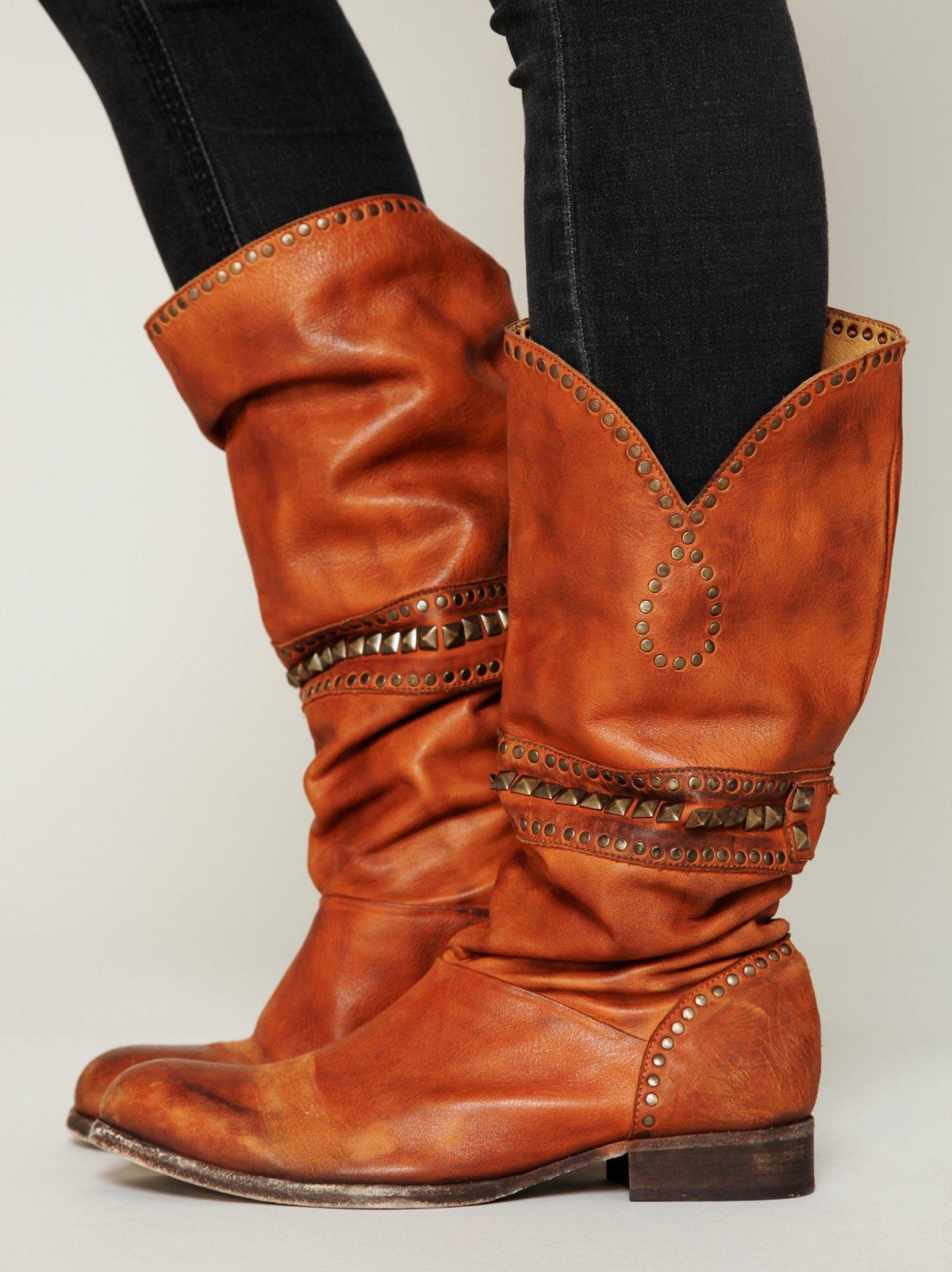 Heartworn Boot