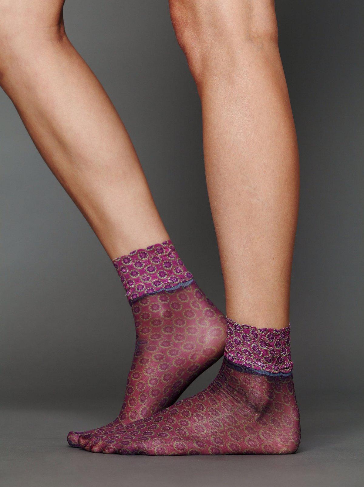 Lisa Ankle Sock