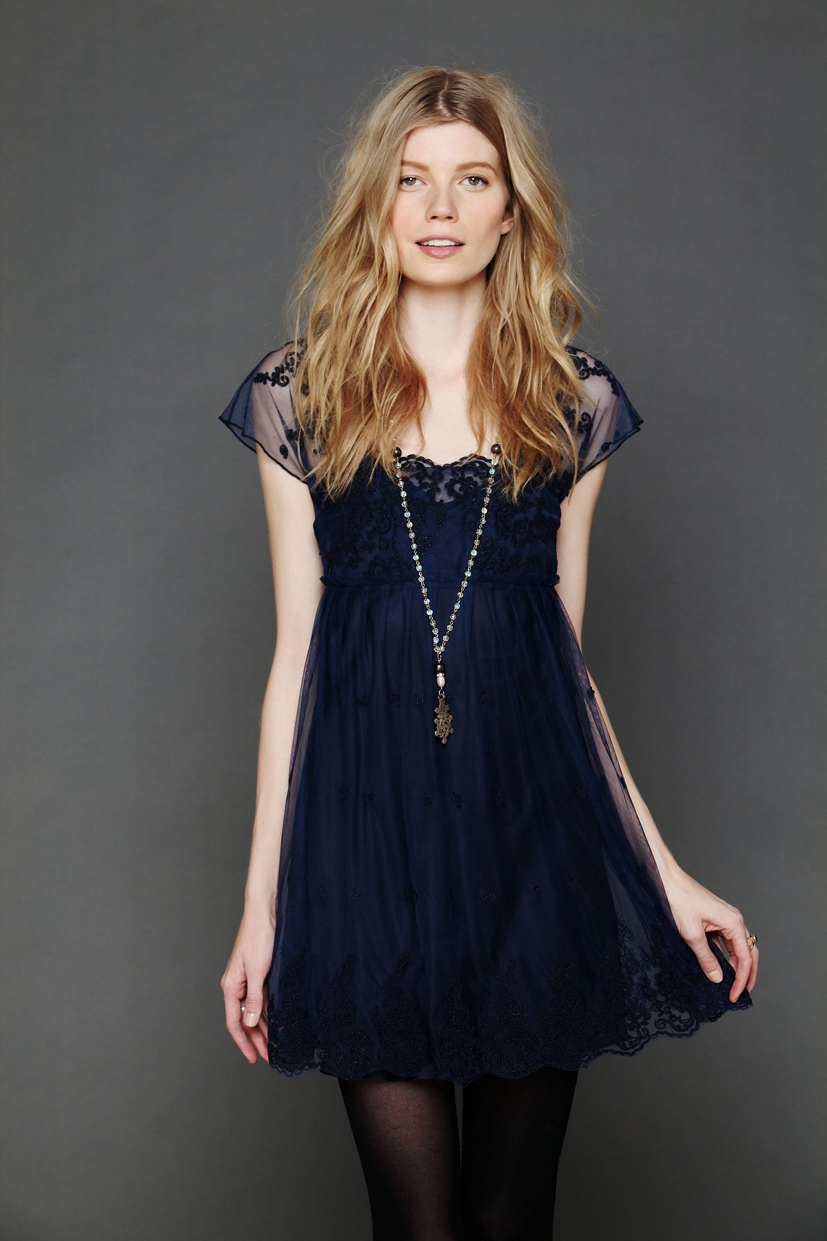 Golden Slumbers Dress