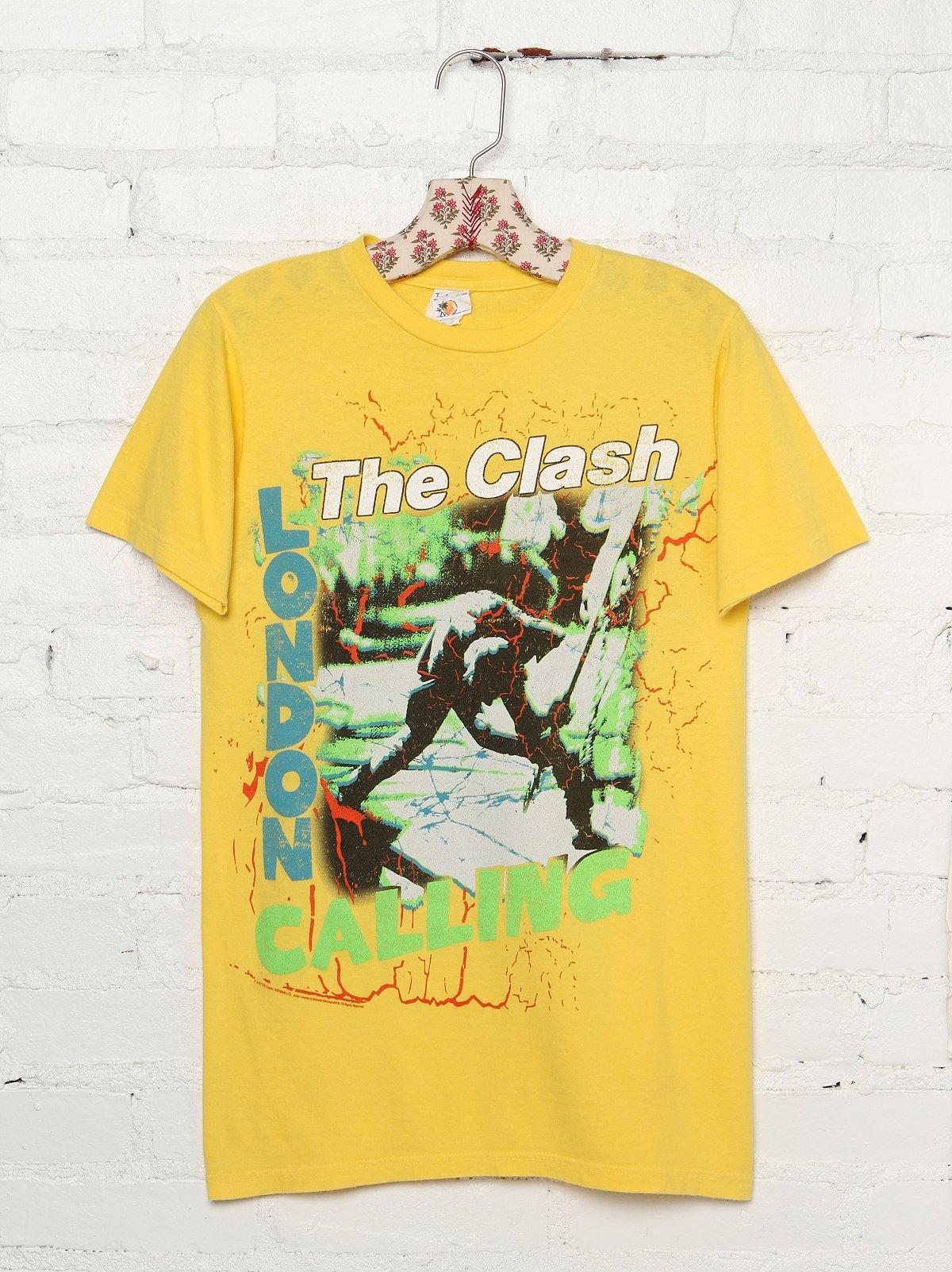 Vintage The Clash