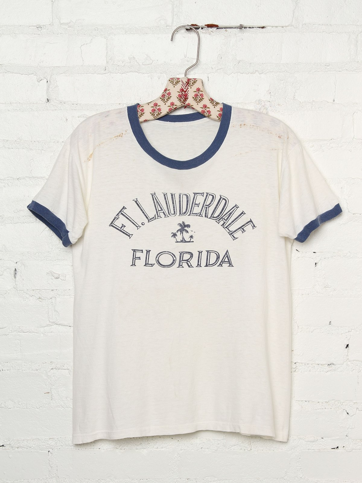 Vintage Ft. Lauderdale Florida Graphic Tee