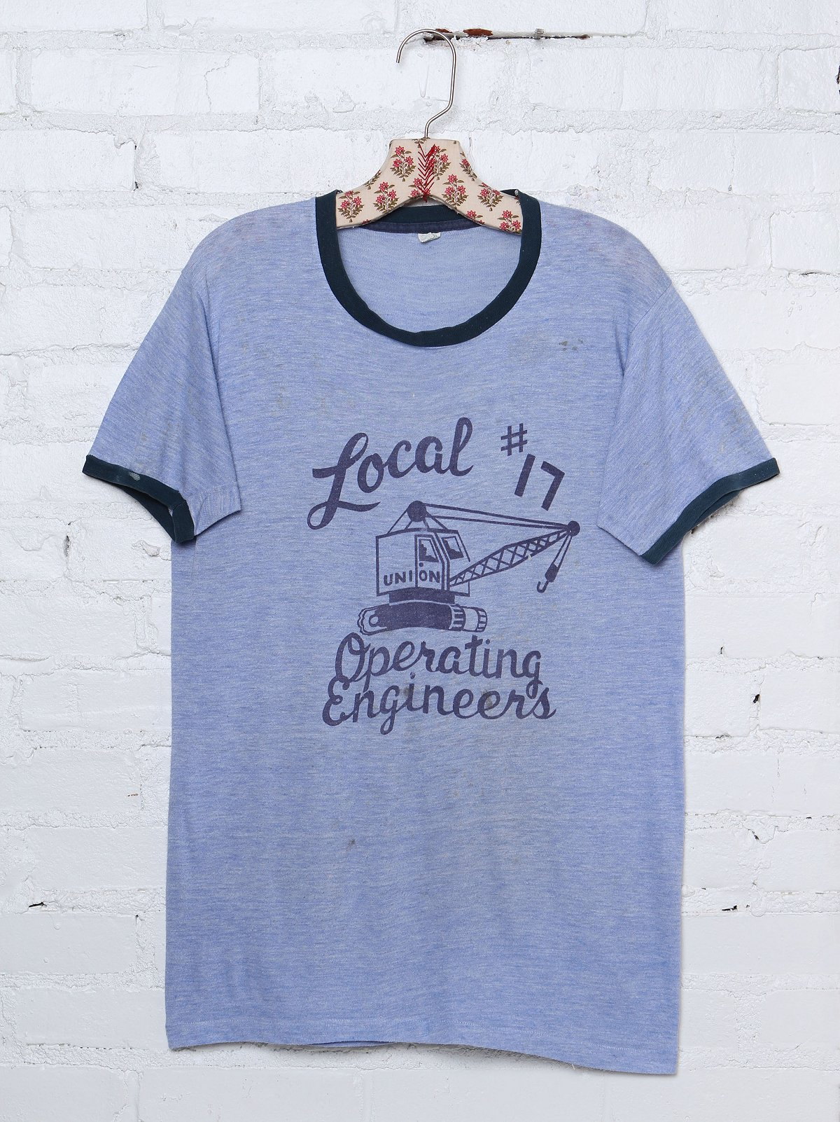 Vintage Local #17 Graphic Tee