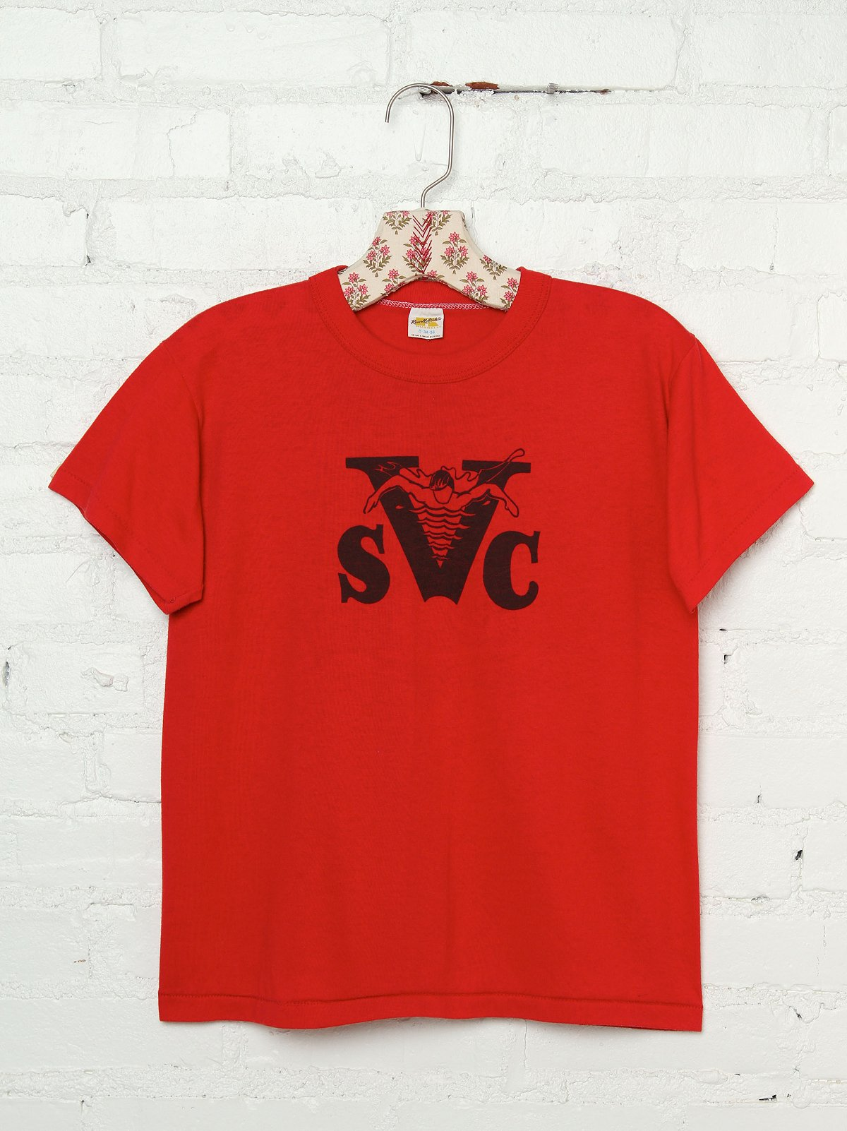 Vintage SVC Swim Graphic Tee