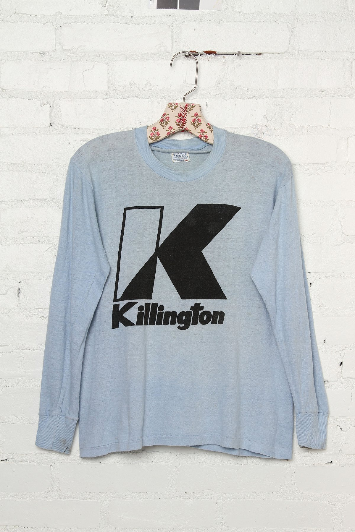 Vintage Killington Long-Sleeve Graphic Tee