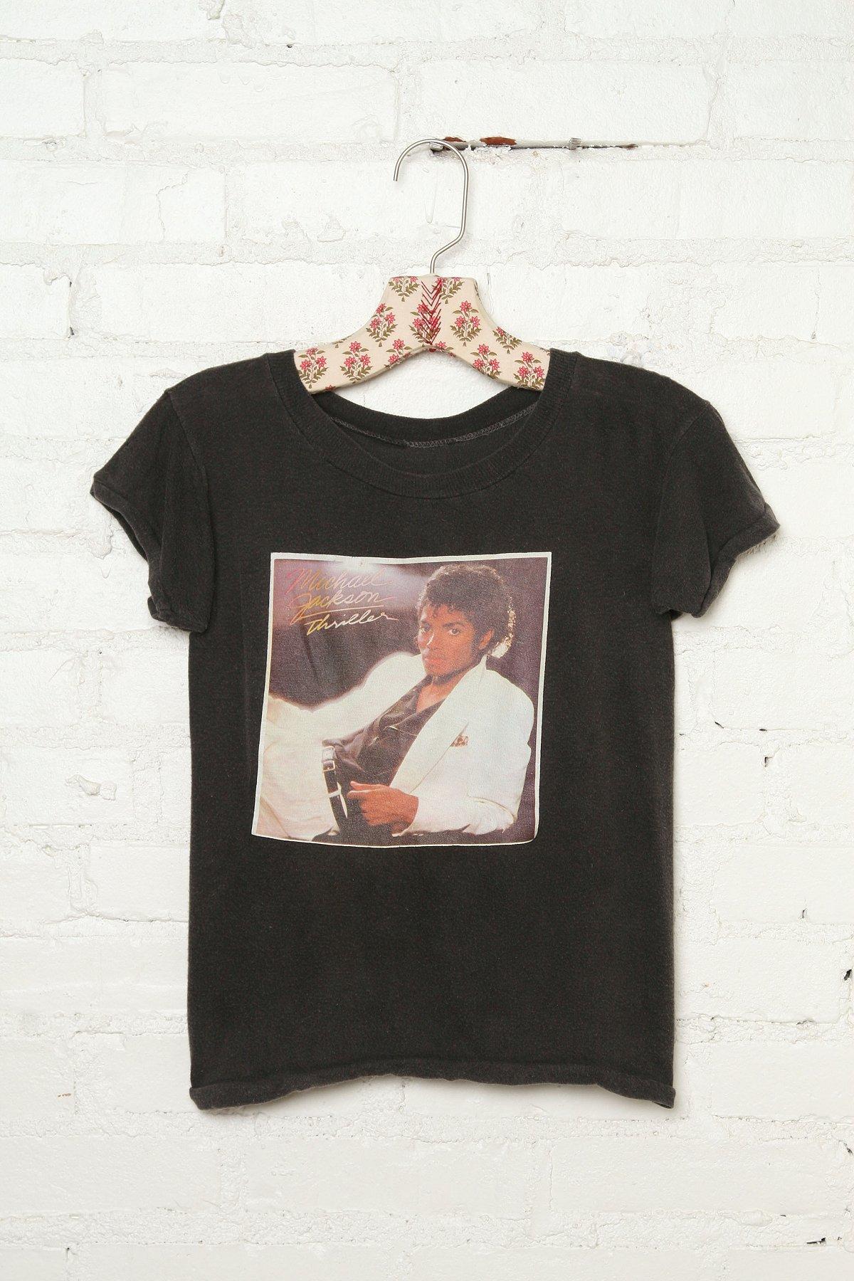 Vintage Michael Jackson Thriller Tee