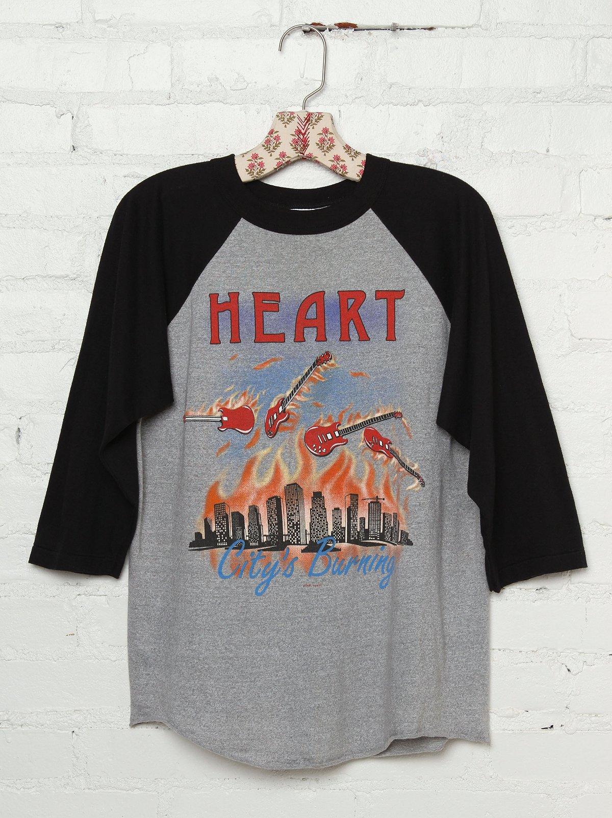 Vintage Heart 1982 Tee