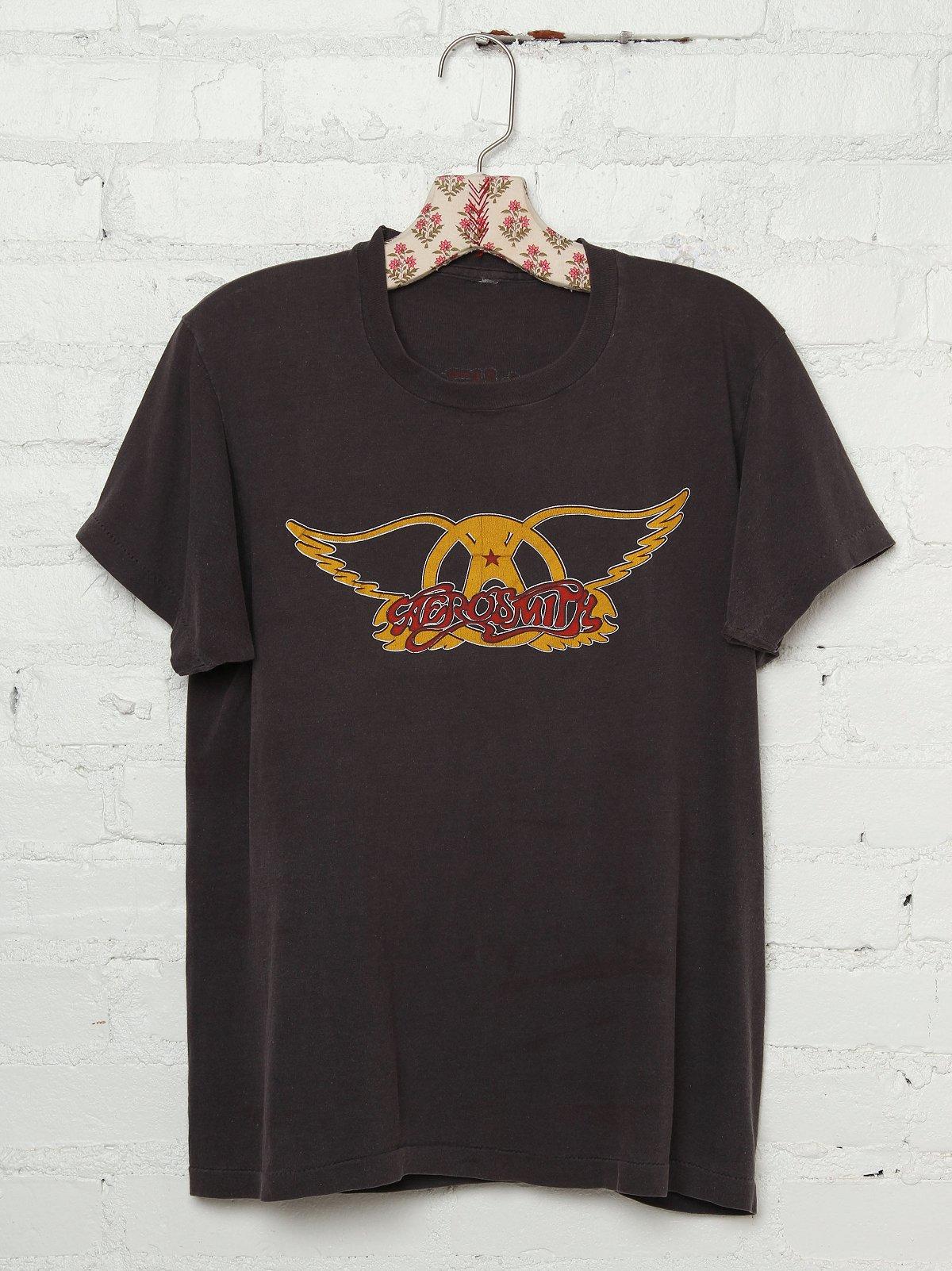 Vintage Aerosmith Tee