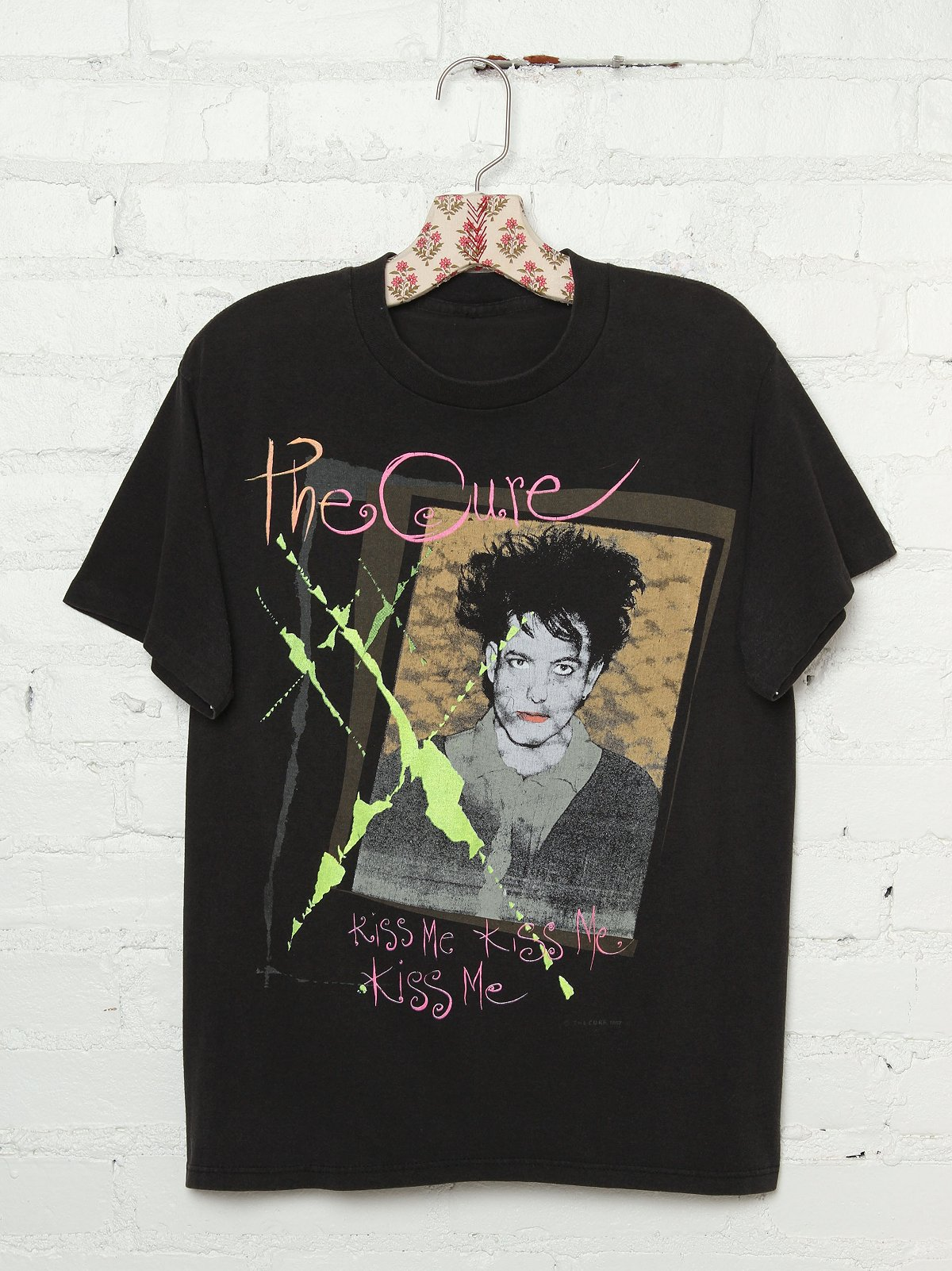 Vintage The Cure Tee
