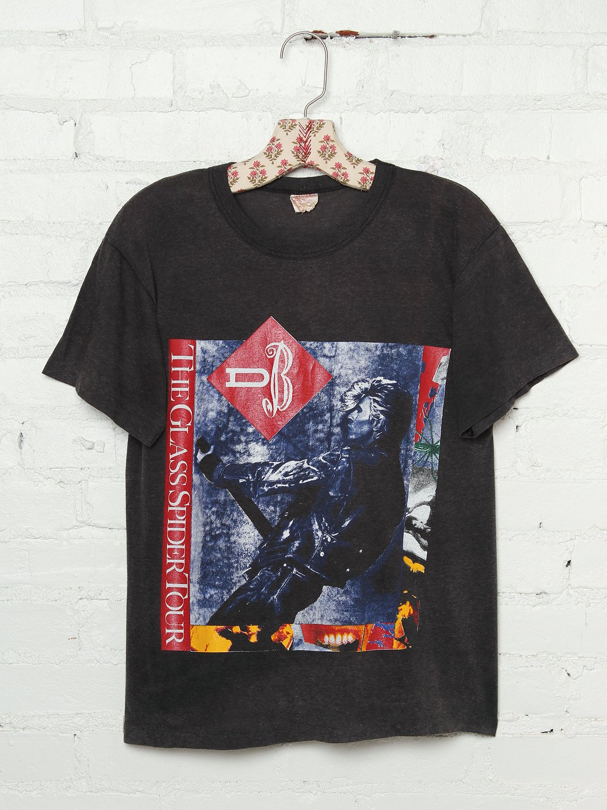 Vintage The Glass Spider 1987 Tee