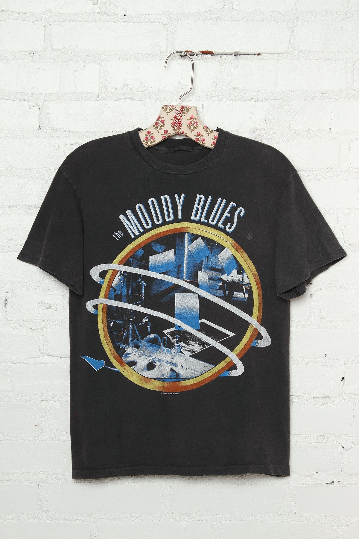 Vintage The Moody Blues Graphic Tee