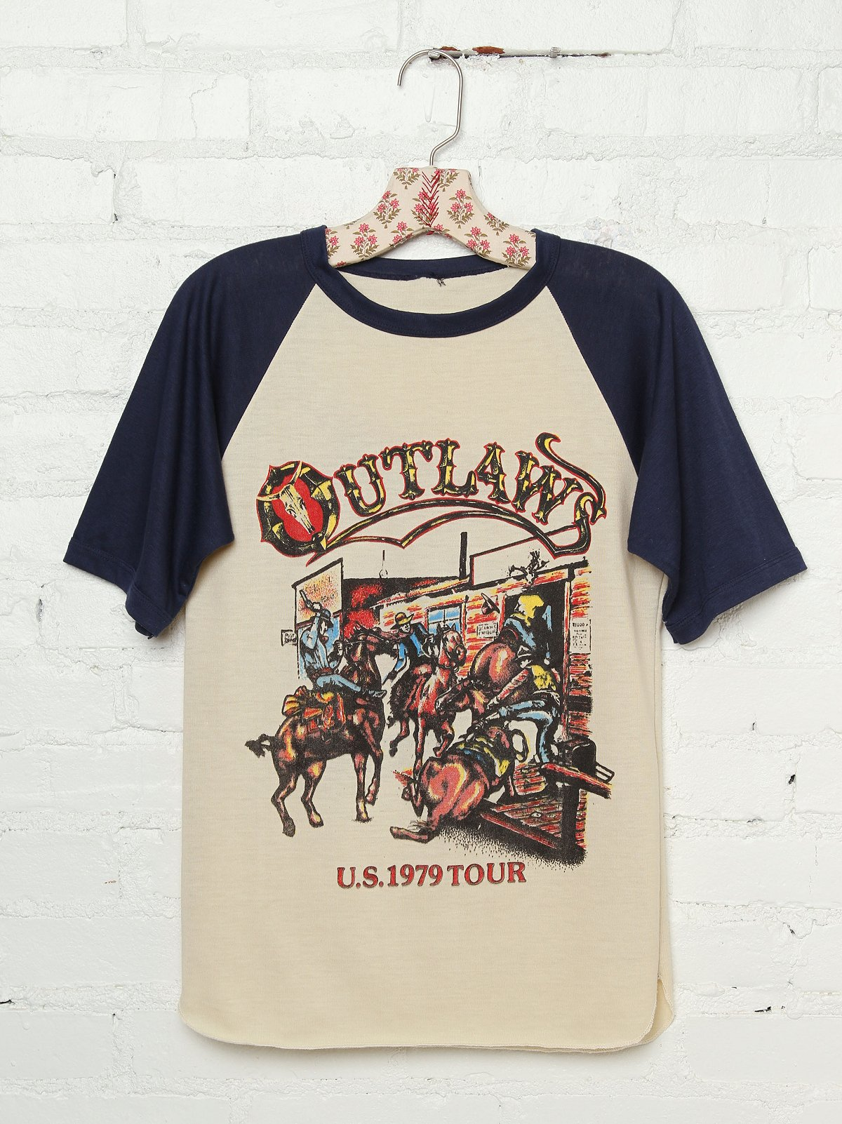 Vintage Outlaws 1979 U.S. Tour Tee