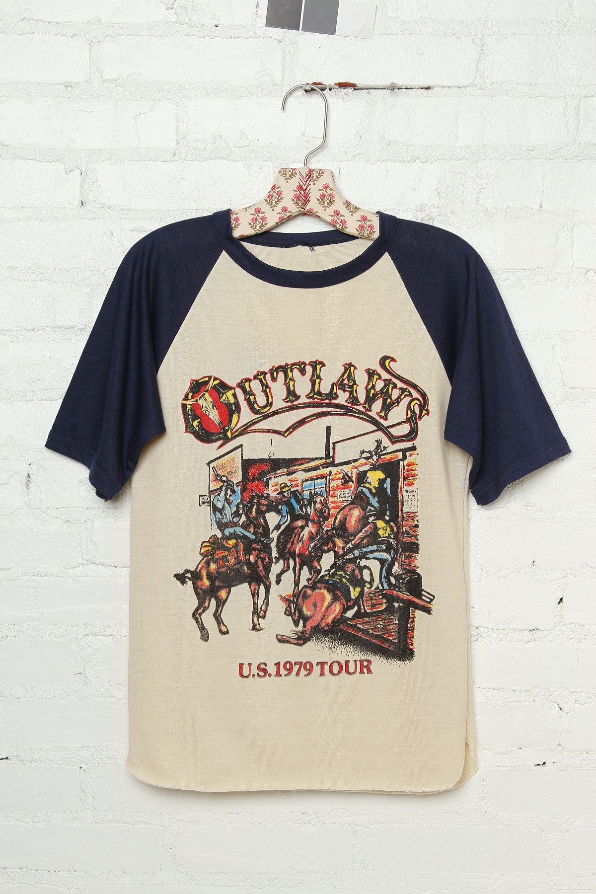 Vintage Outlaws 1979 U.S. Tour Tee
