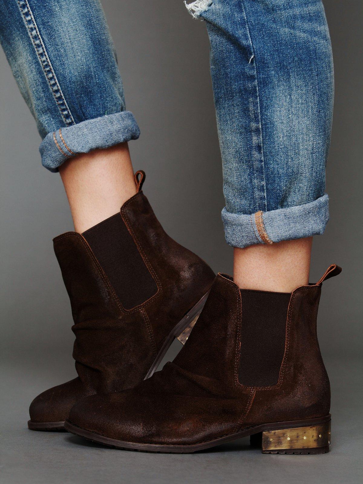Mota Metal Ankle Boot