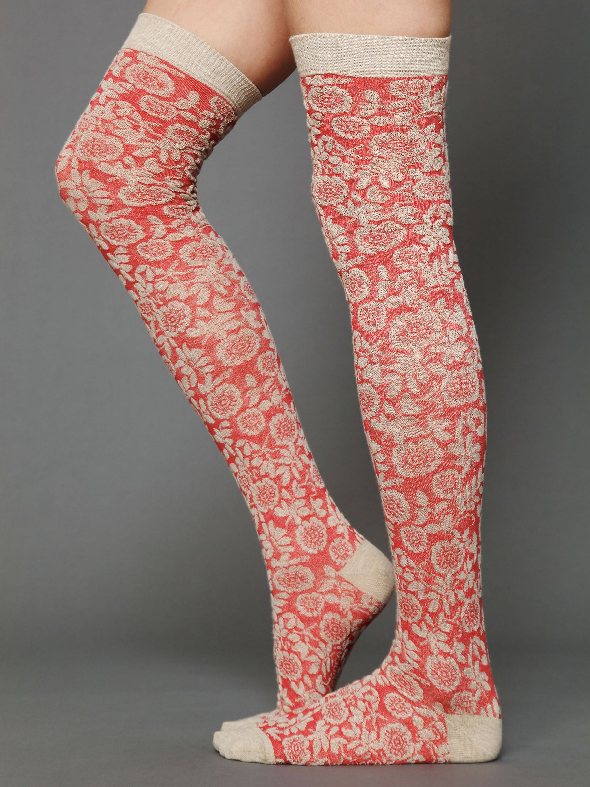 Tudor Tall Sock