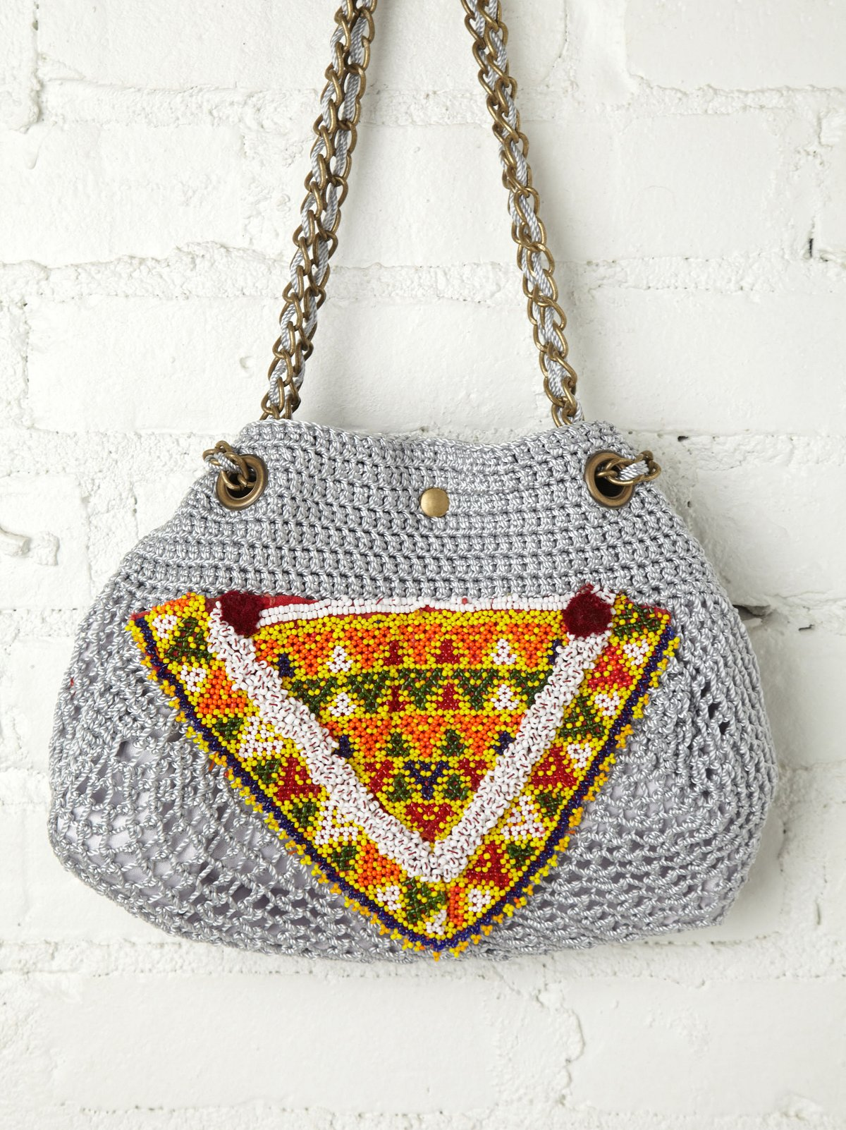 Jo Beaded Crossbody