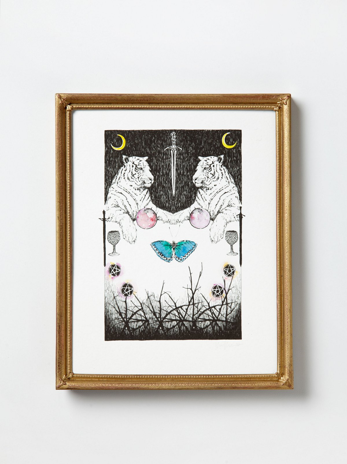 Wild Unknown FP Exclusive Tarot Print