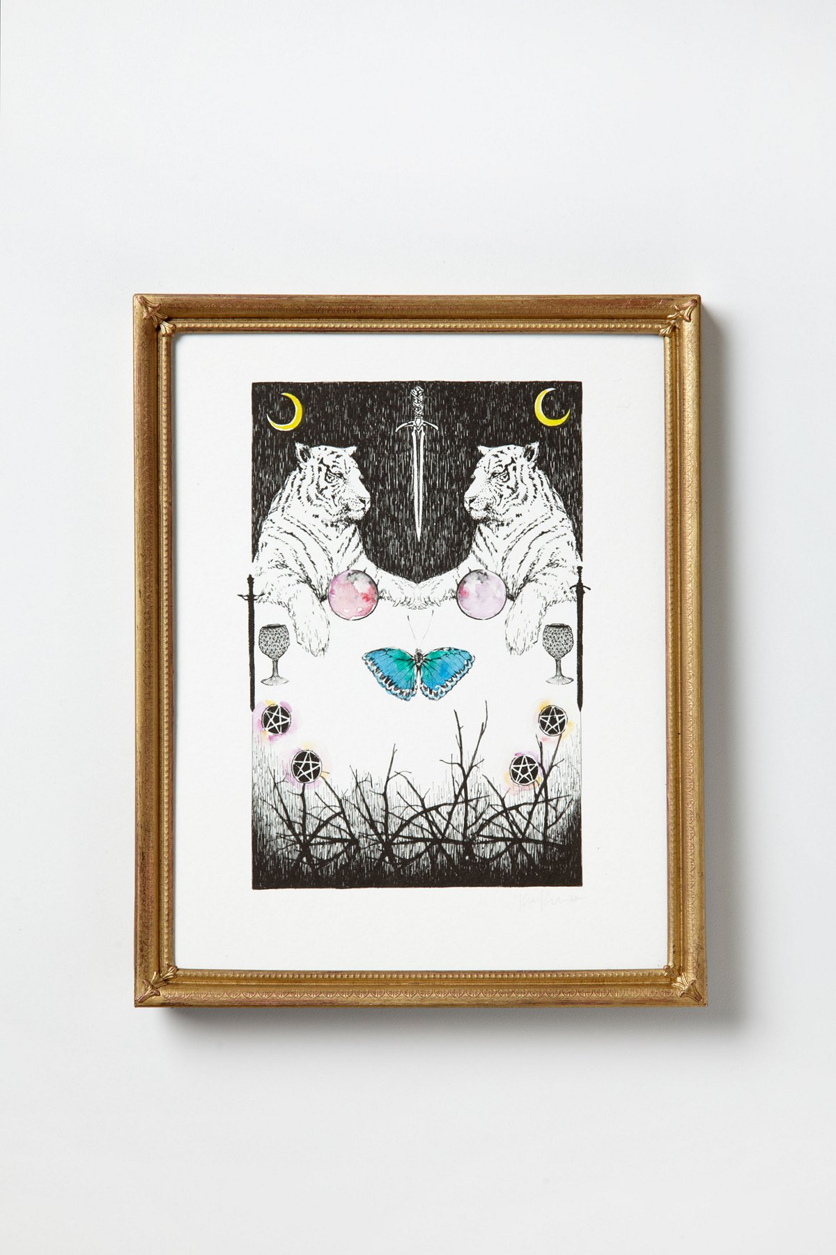 Wild Unknown FP Exclusive Tarot Print