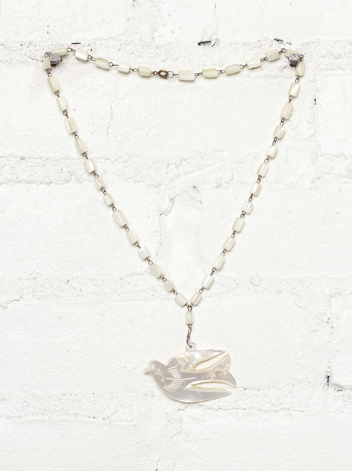 Vintage 1980s Bird Necklace