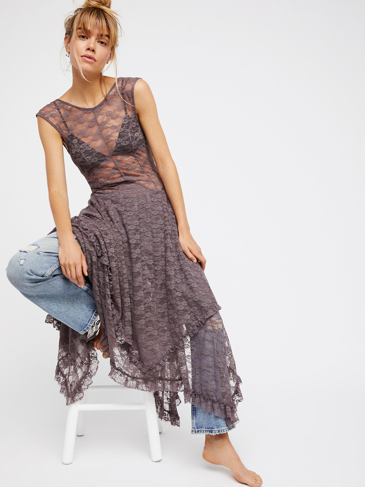 502ba0508c6d Intimately Rich Berry French Courtship Slip at Free People Clothing Boutique