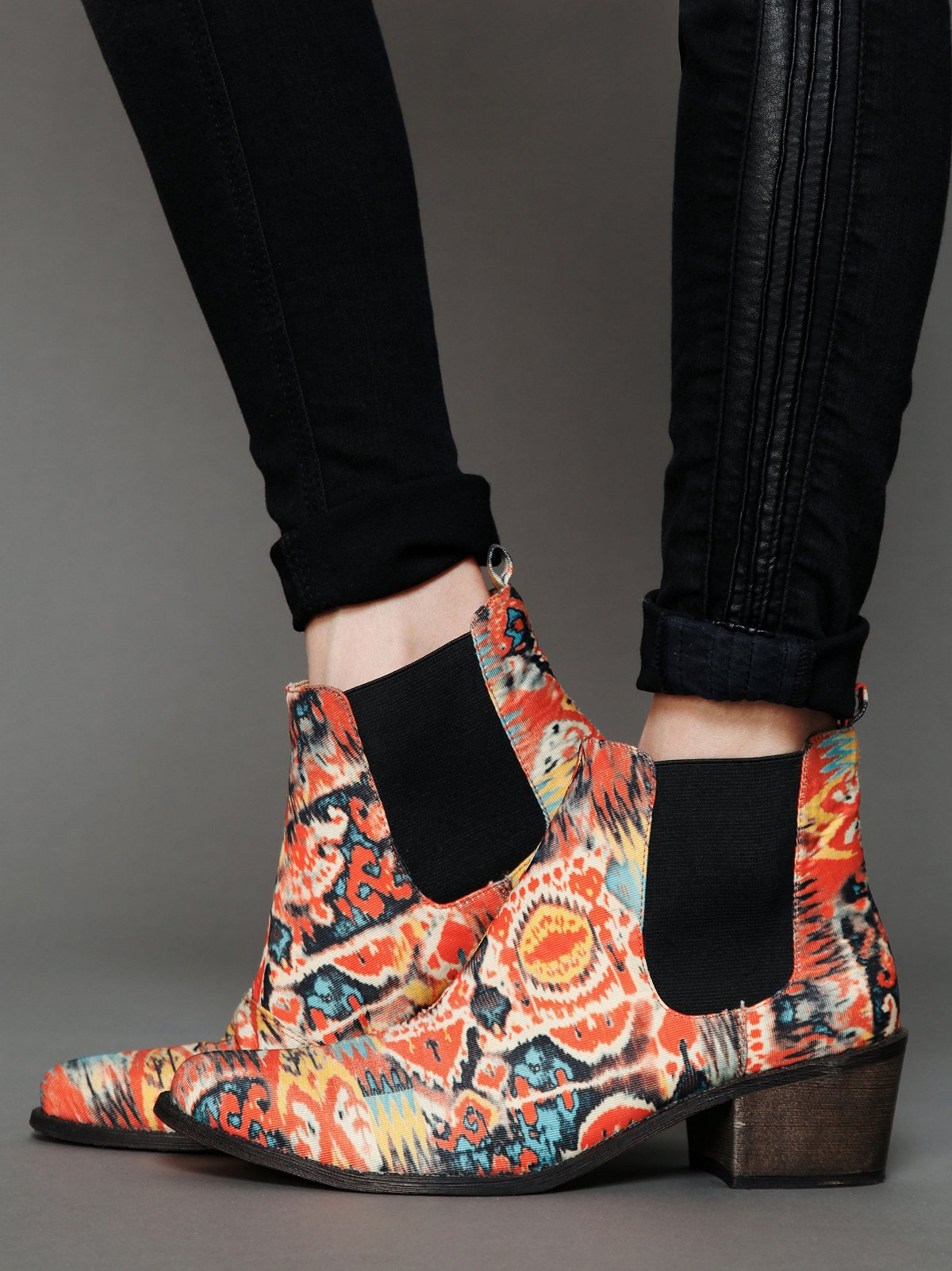 Illusion Ankle Boot