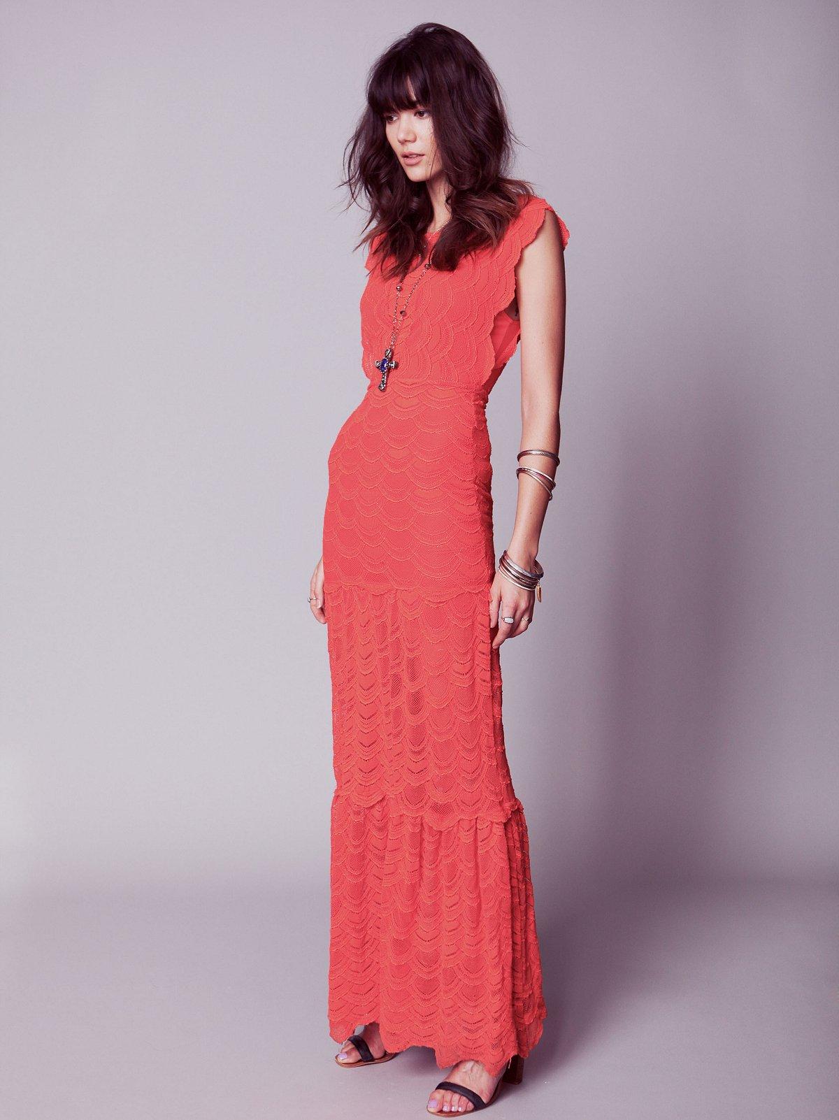 Caletto Maxi Dress