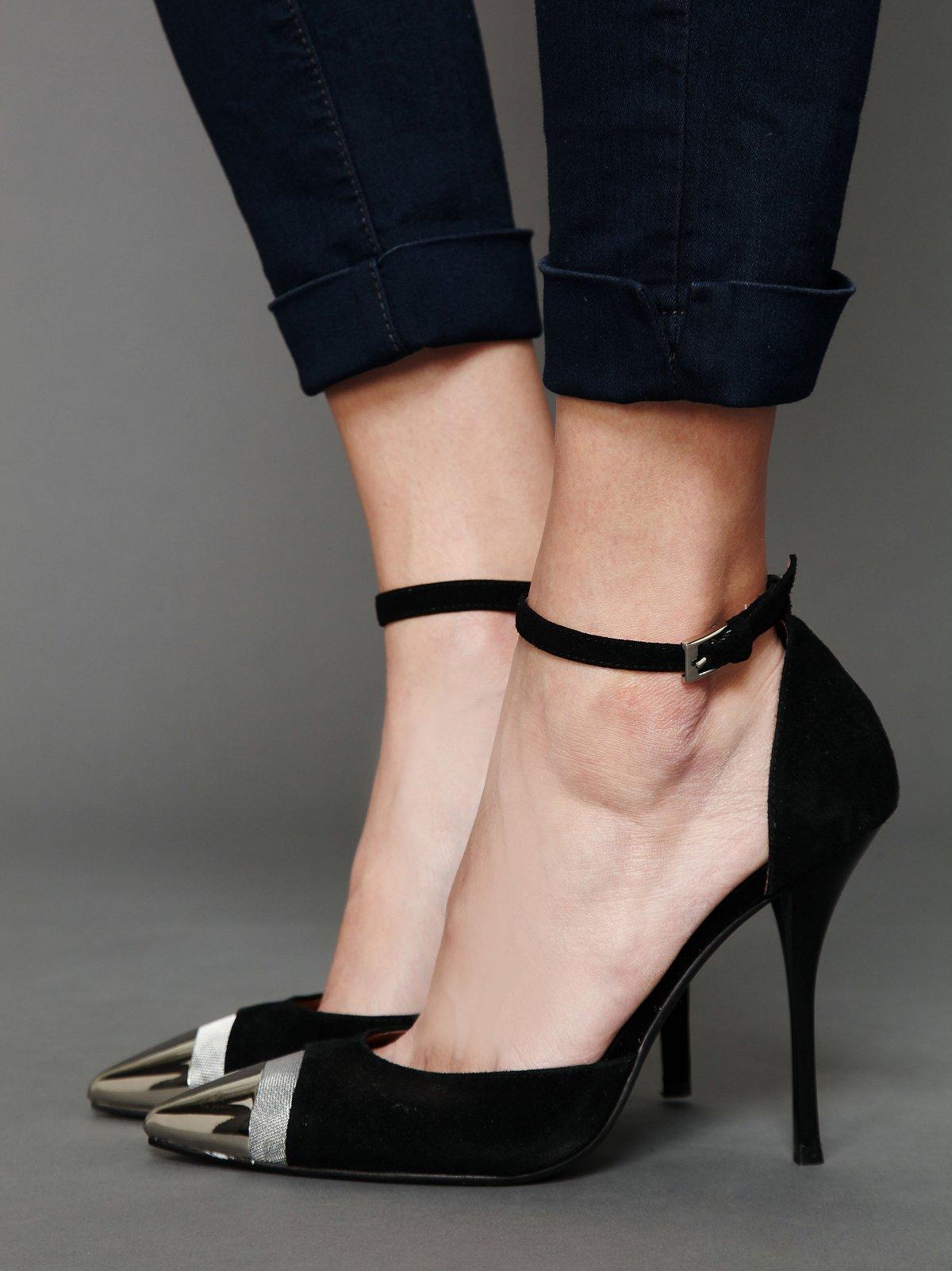 Pristine Heel